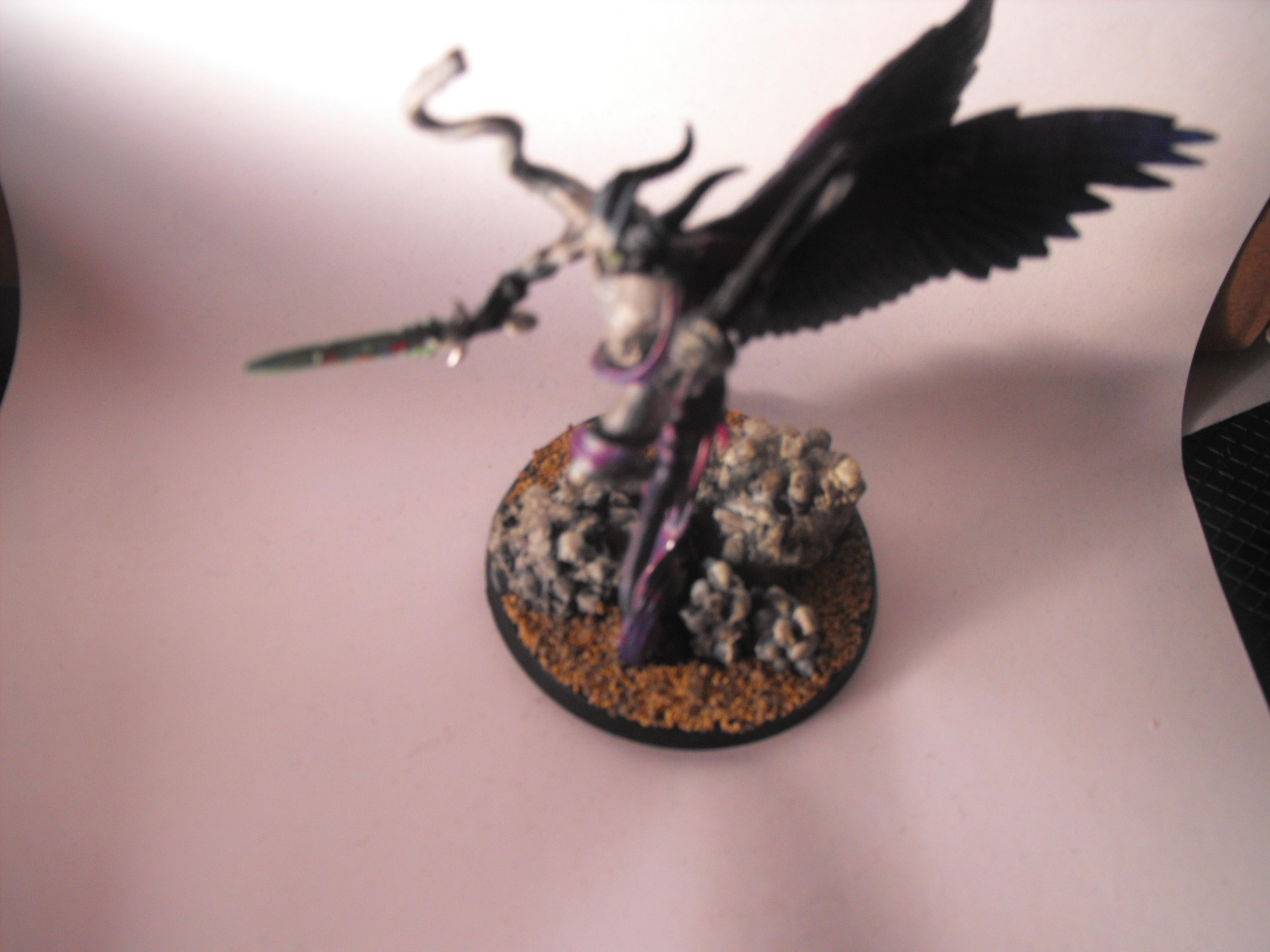 Blurred Photo, A decent picture of the base