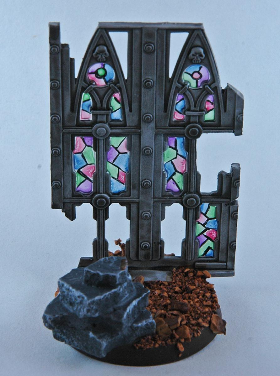 Stained Glass, Warhammer 40,000