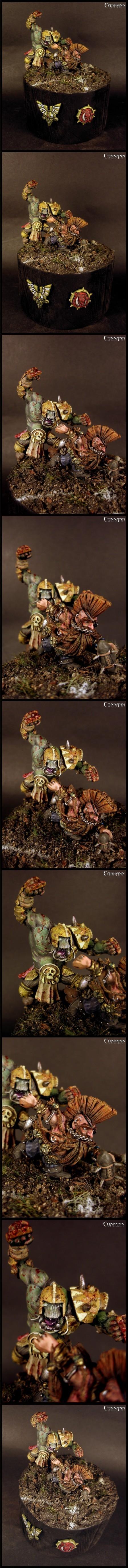 Blood Bowl, Dwarves, Games Workshop, Orcs, Warhammer Fantasy