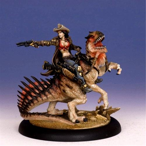 Cowgirl, Dinosaur, Sexy, Studio Mcvey