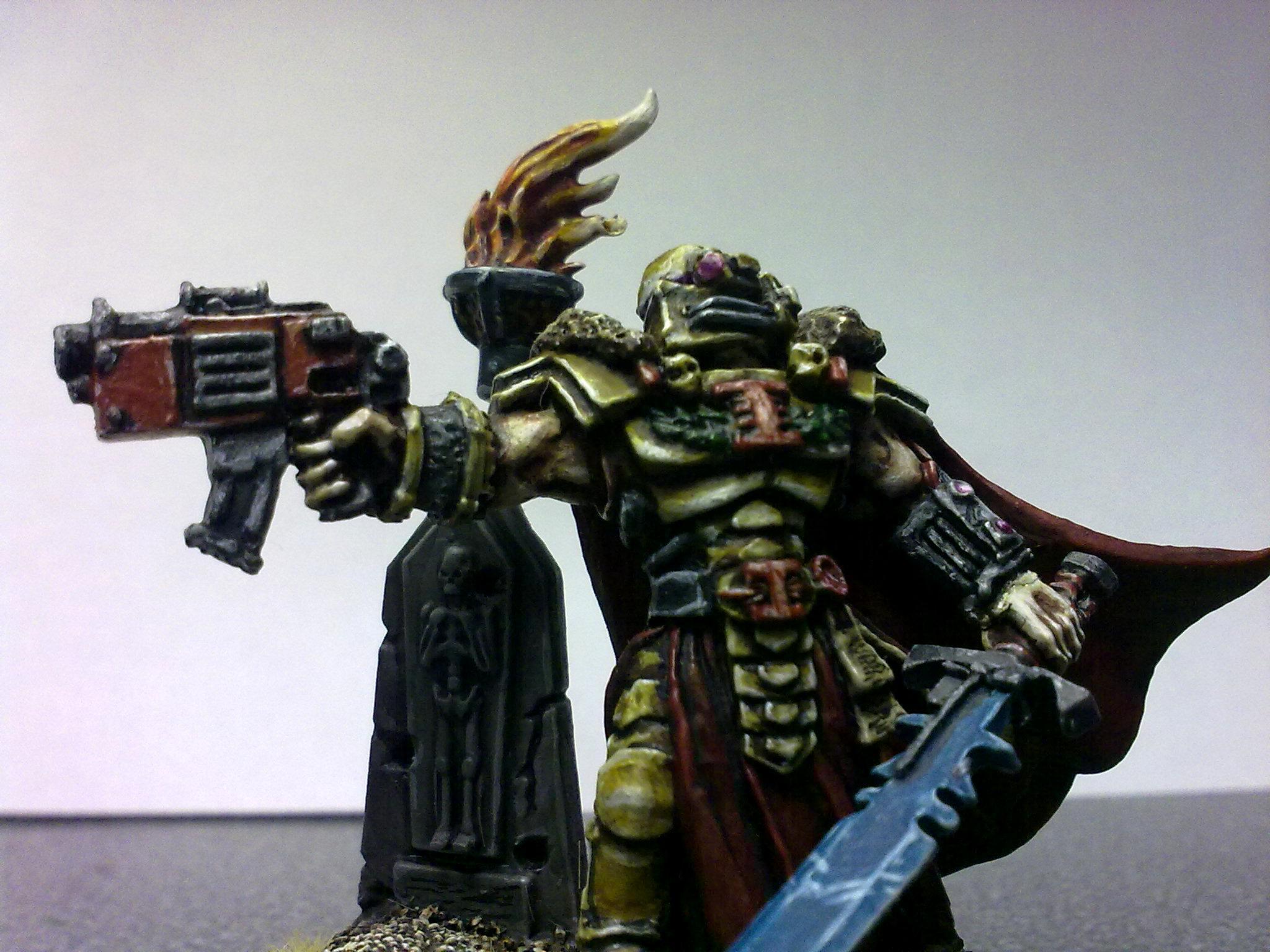 Inquisition, Inquisitor, Warhammer 40,000