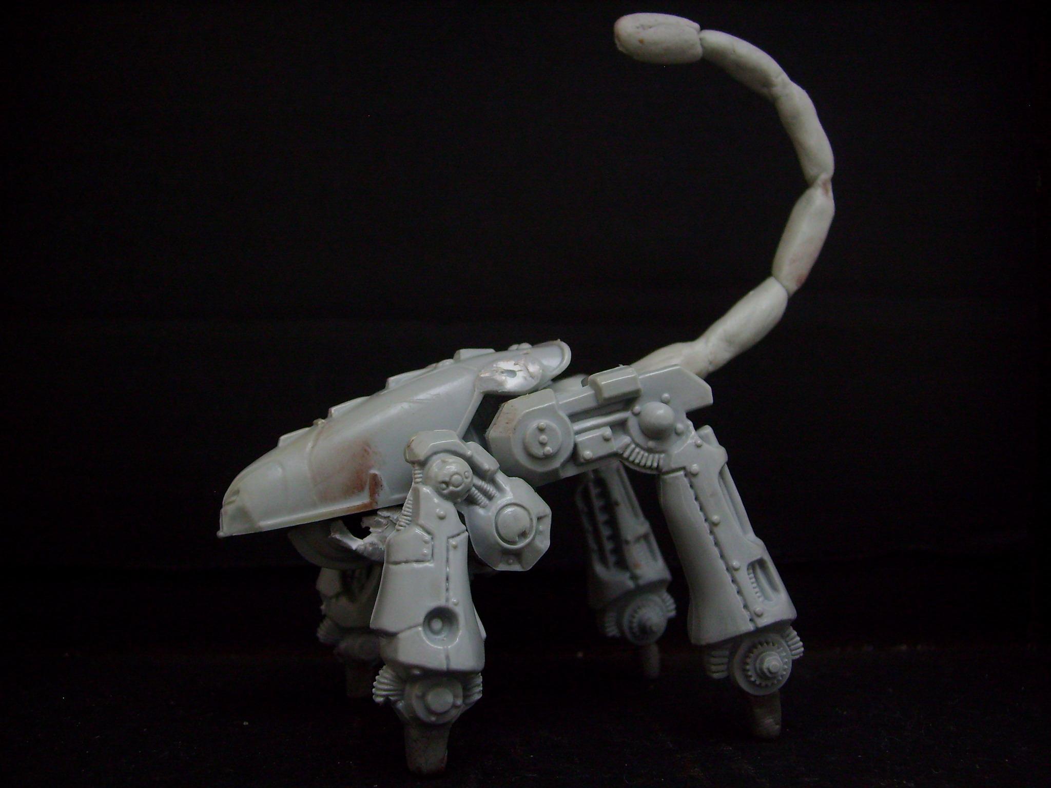 Dreadnought, Scorpion