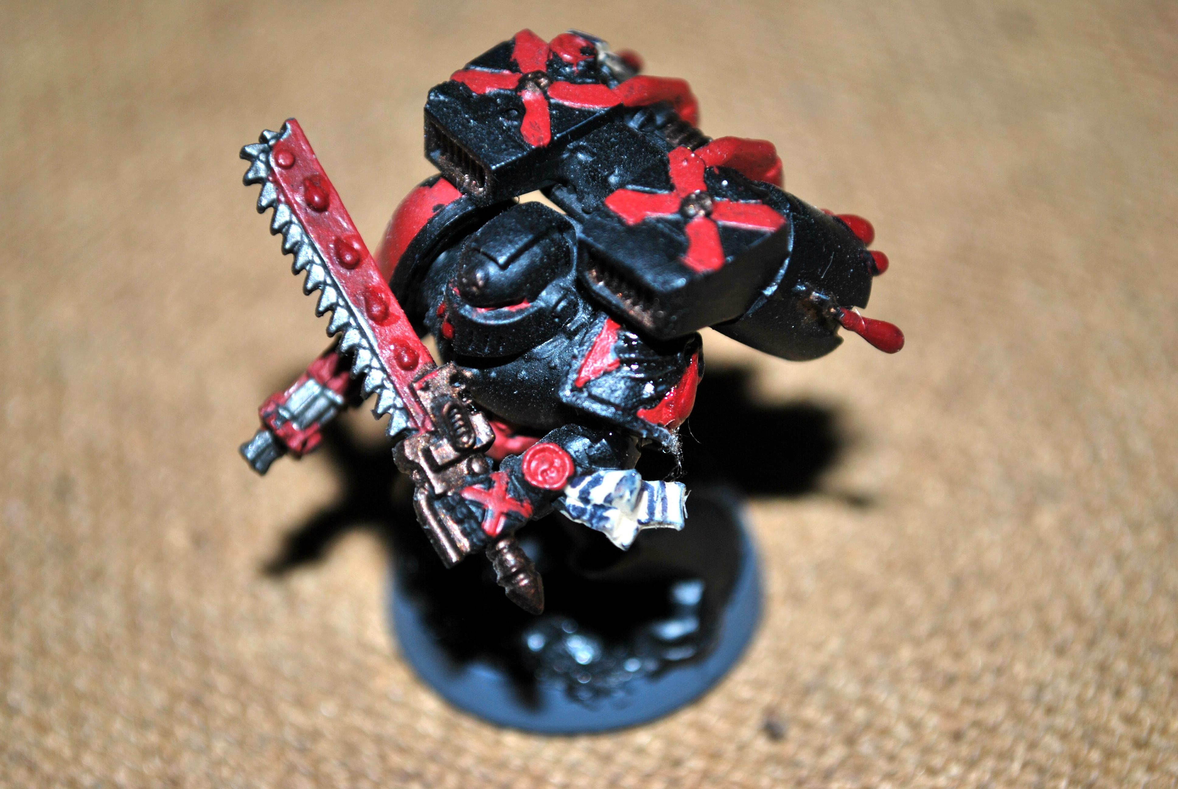 2nd Company, Angel, Angels Of Death, Assault Marines, Assault Squad, Space Marines, Warhammer 40,000