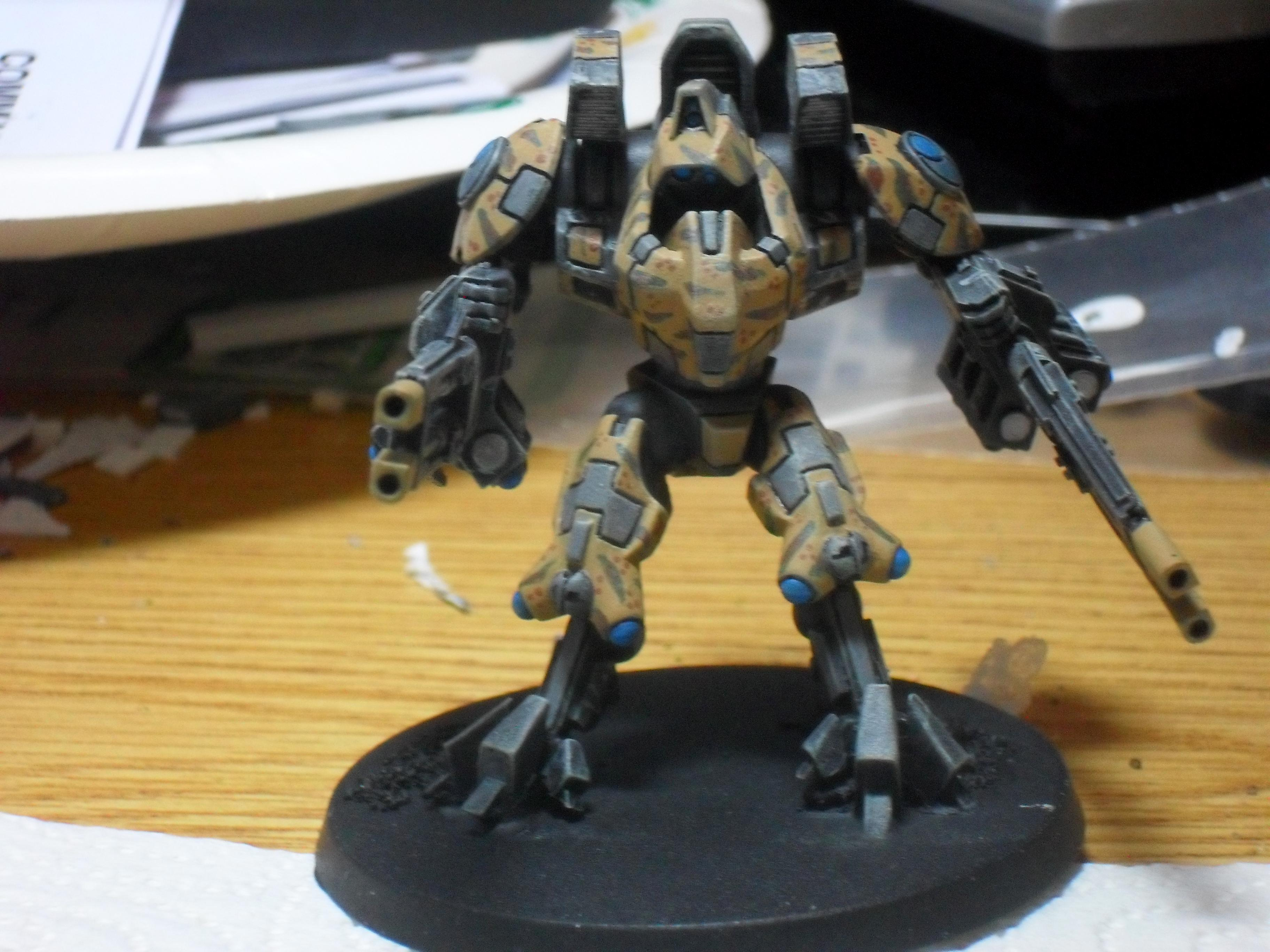 Battlesuit, Conversion, Tau, Tau Conversions