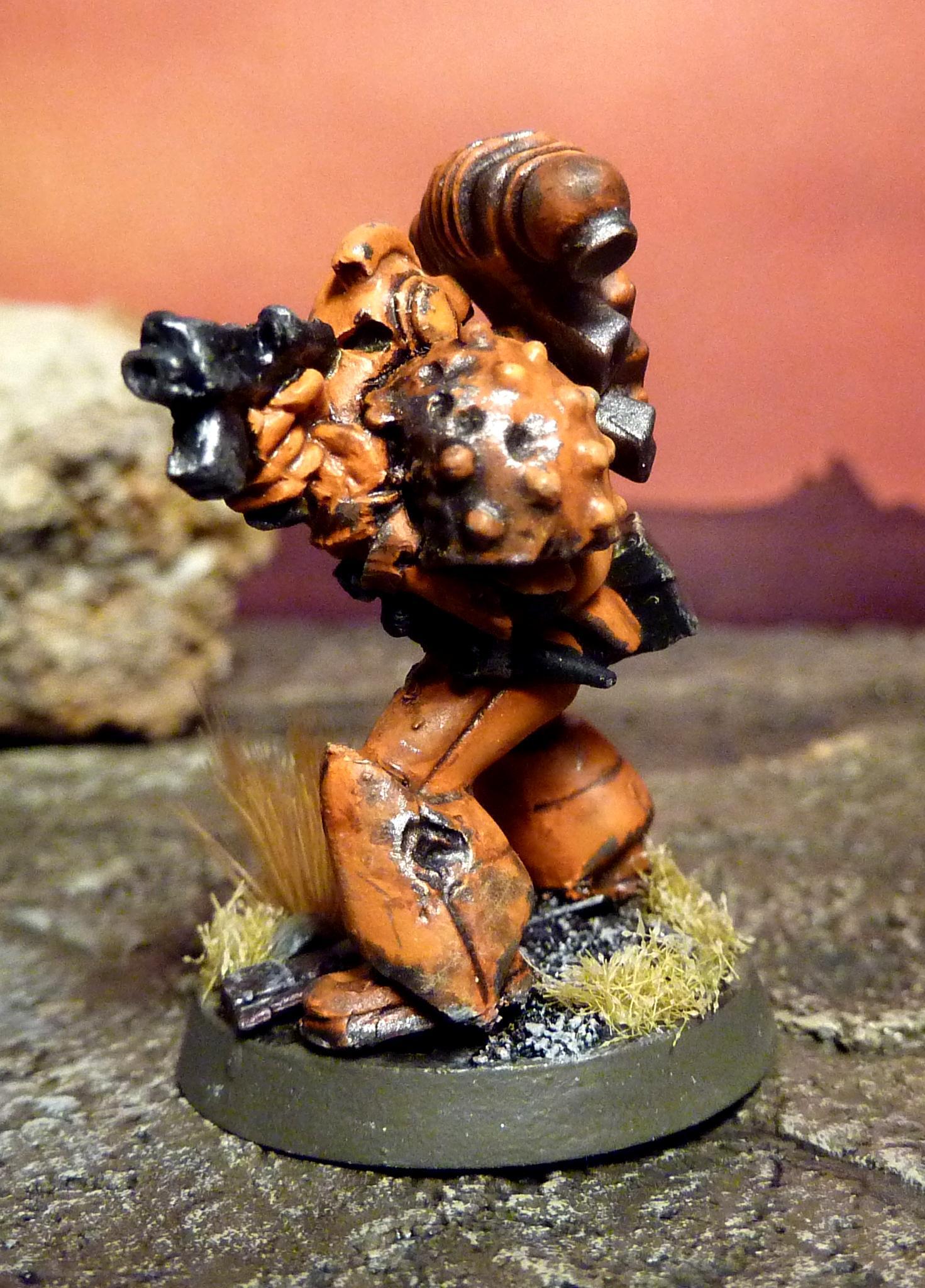 Beaky, Rogue Trader, Space Marines