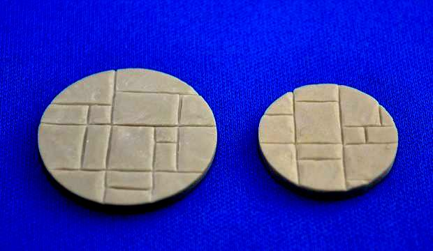 25mm and 20mm Dungeon  Bases