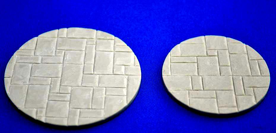 50mm and 40mm Dungeon Bases