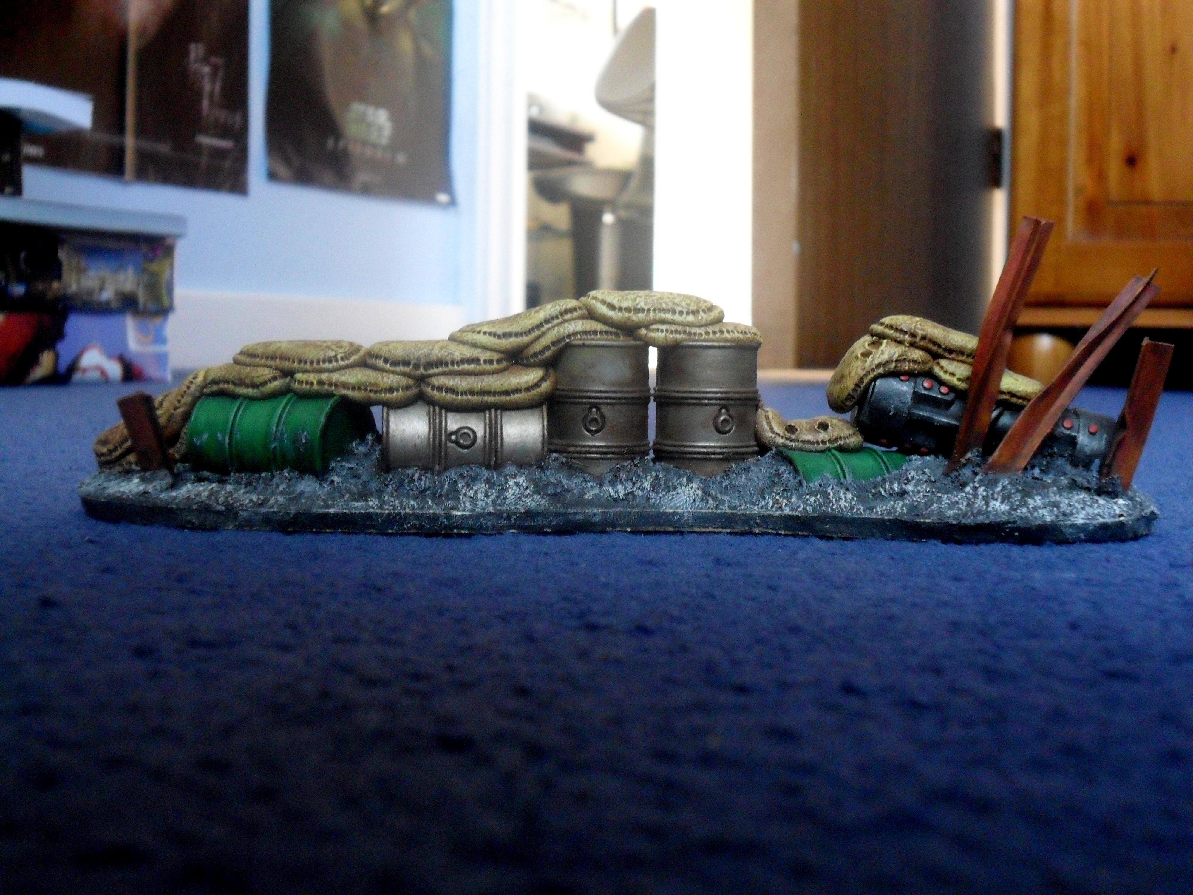 Awesome, Game Table, Terrain, Warhammer 40,000