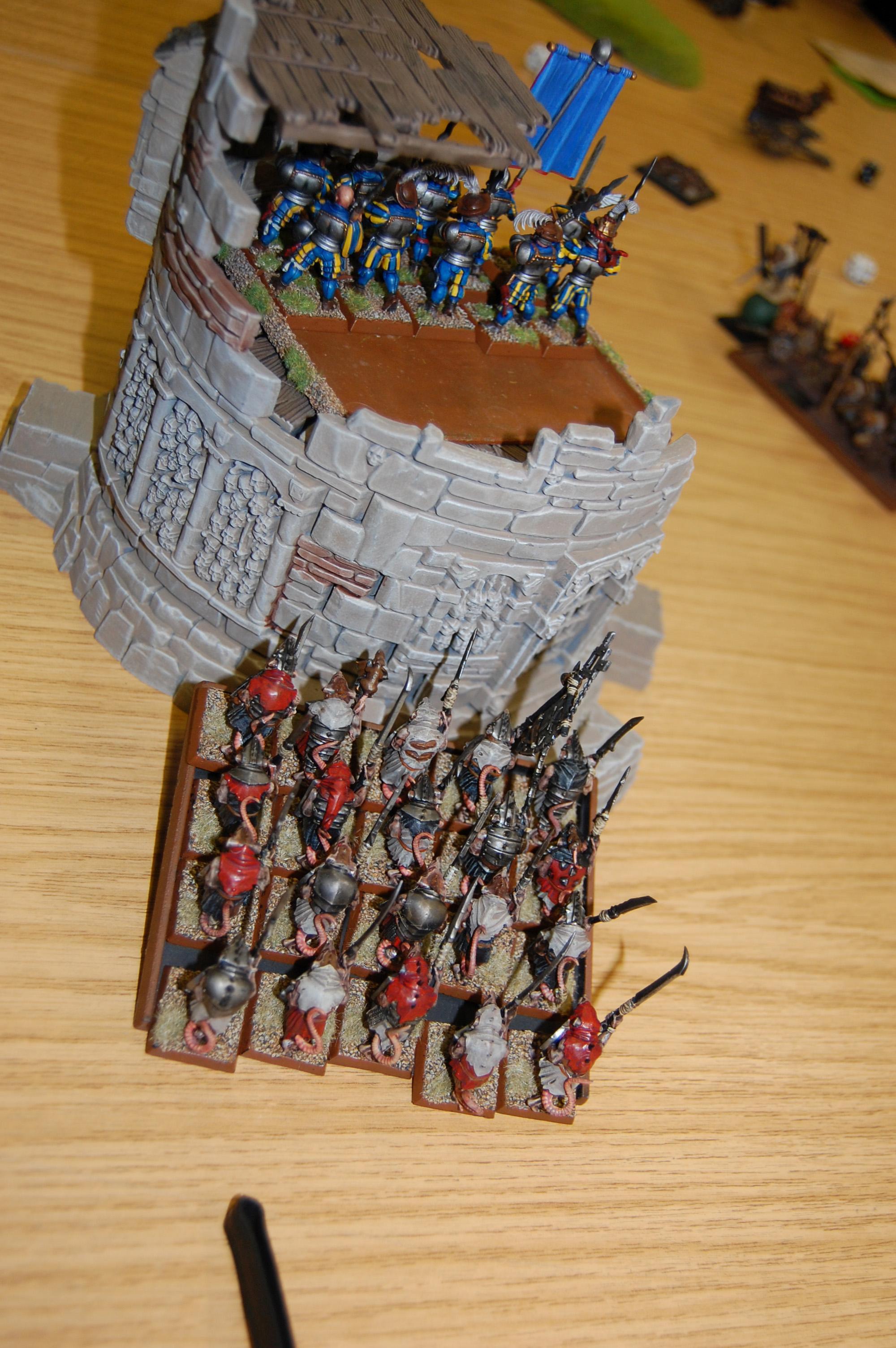Battle, Empire, Khorne, Skaven, Victory!, Warhammer Fantasy, Woc