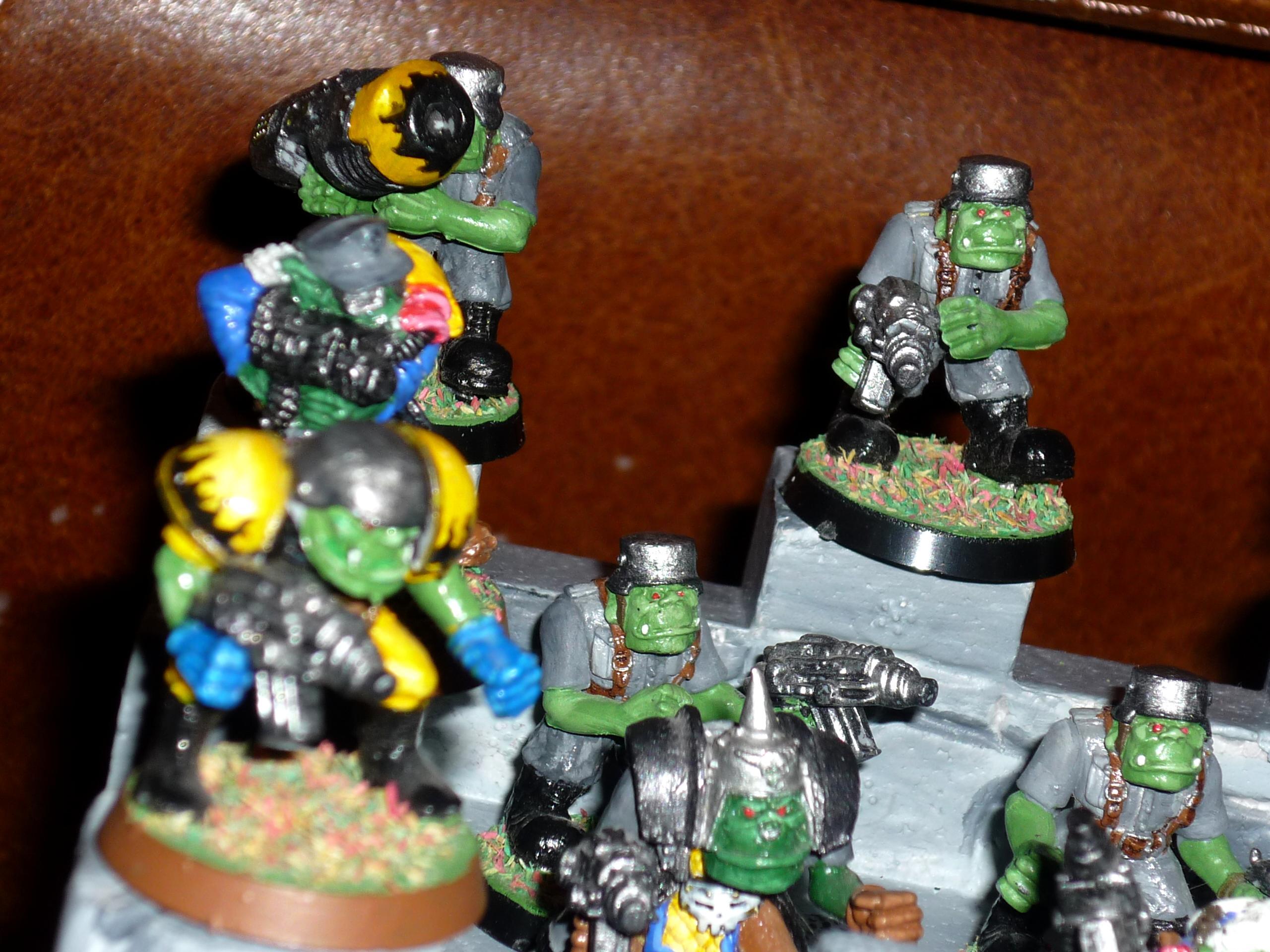 Orcs, Orks, Rogue Trader