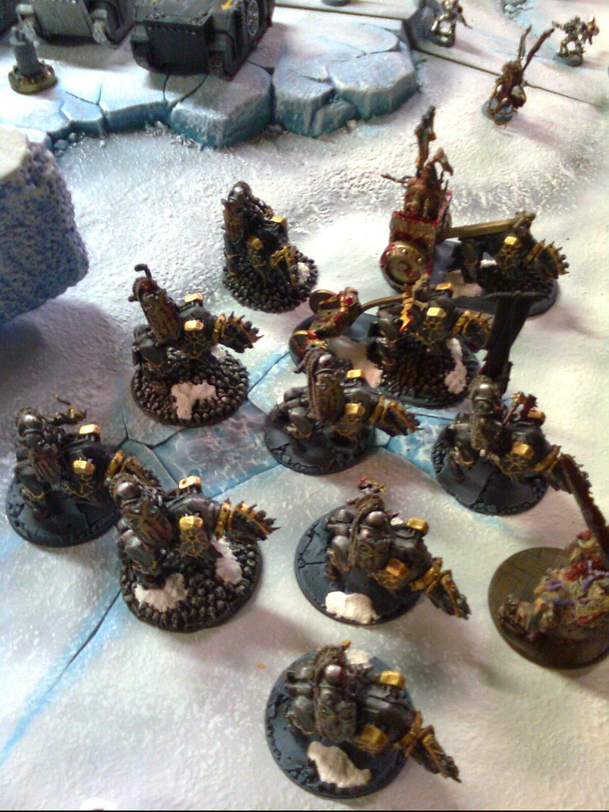 Blood Crusher, Chaos, Chaos Space Marines, Daemons, Iron Warriors, Juggernaut