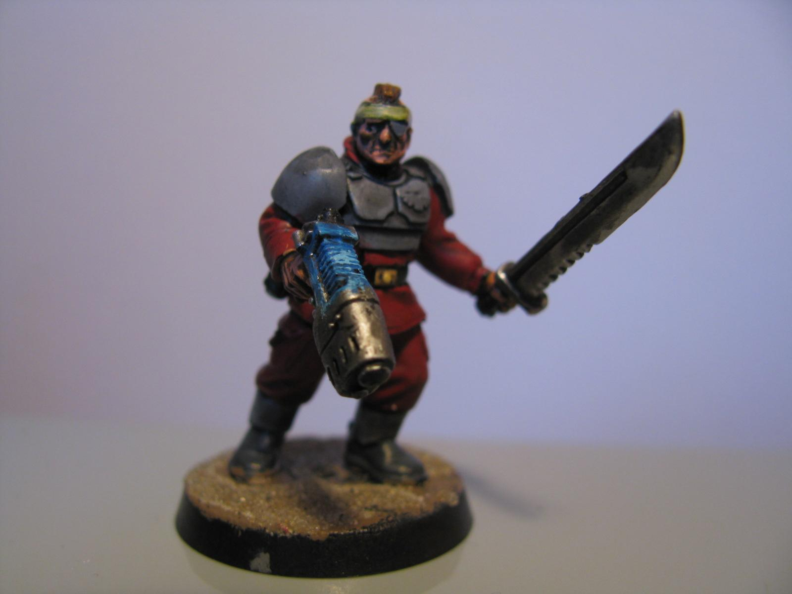 Imperial Guard, Plasma, Warhammer 40,000
