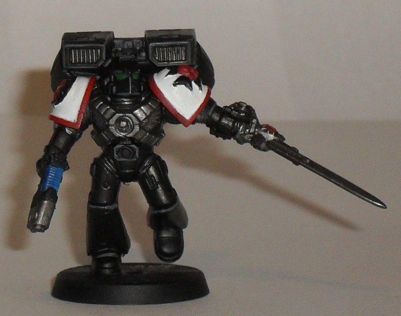 Black Templars, Space Marines, Work In Progress