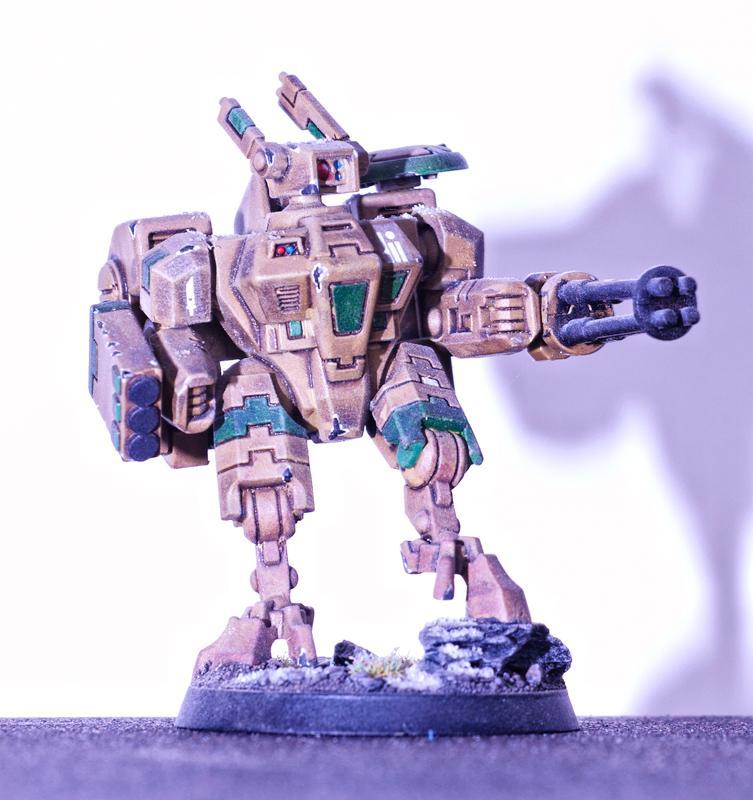 Battlesuit, Crisis Battlesuit, Tau, XV8