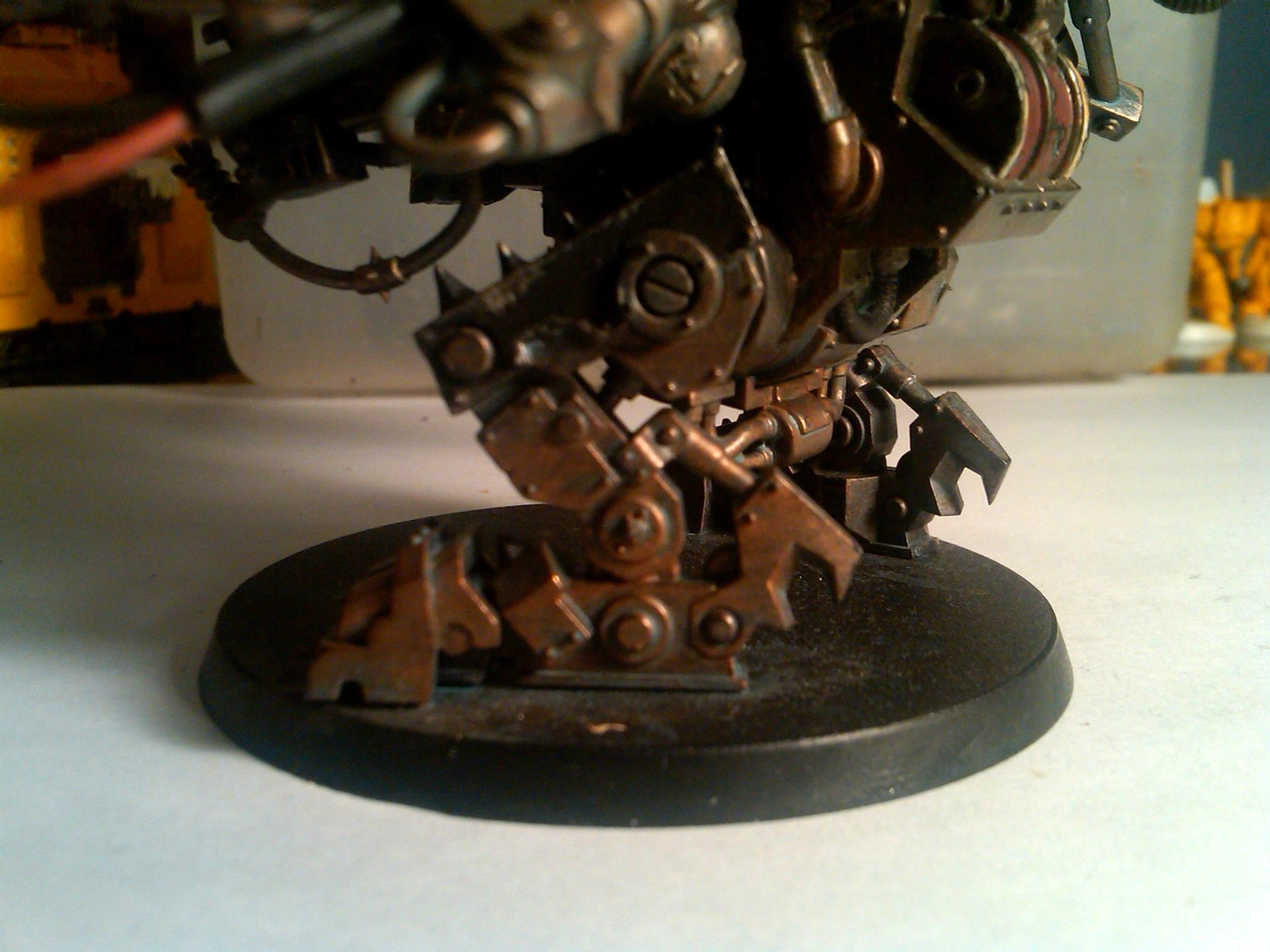 Bad Moons, Orks, Warhammer 40,000, Yellow Orks
