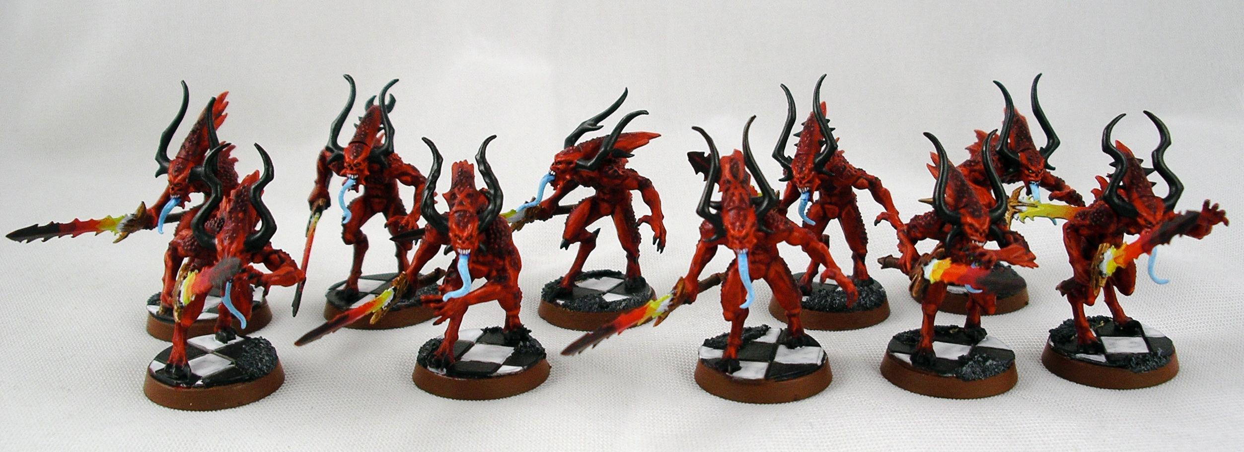 Bloodletters, Daemon Khorne