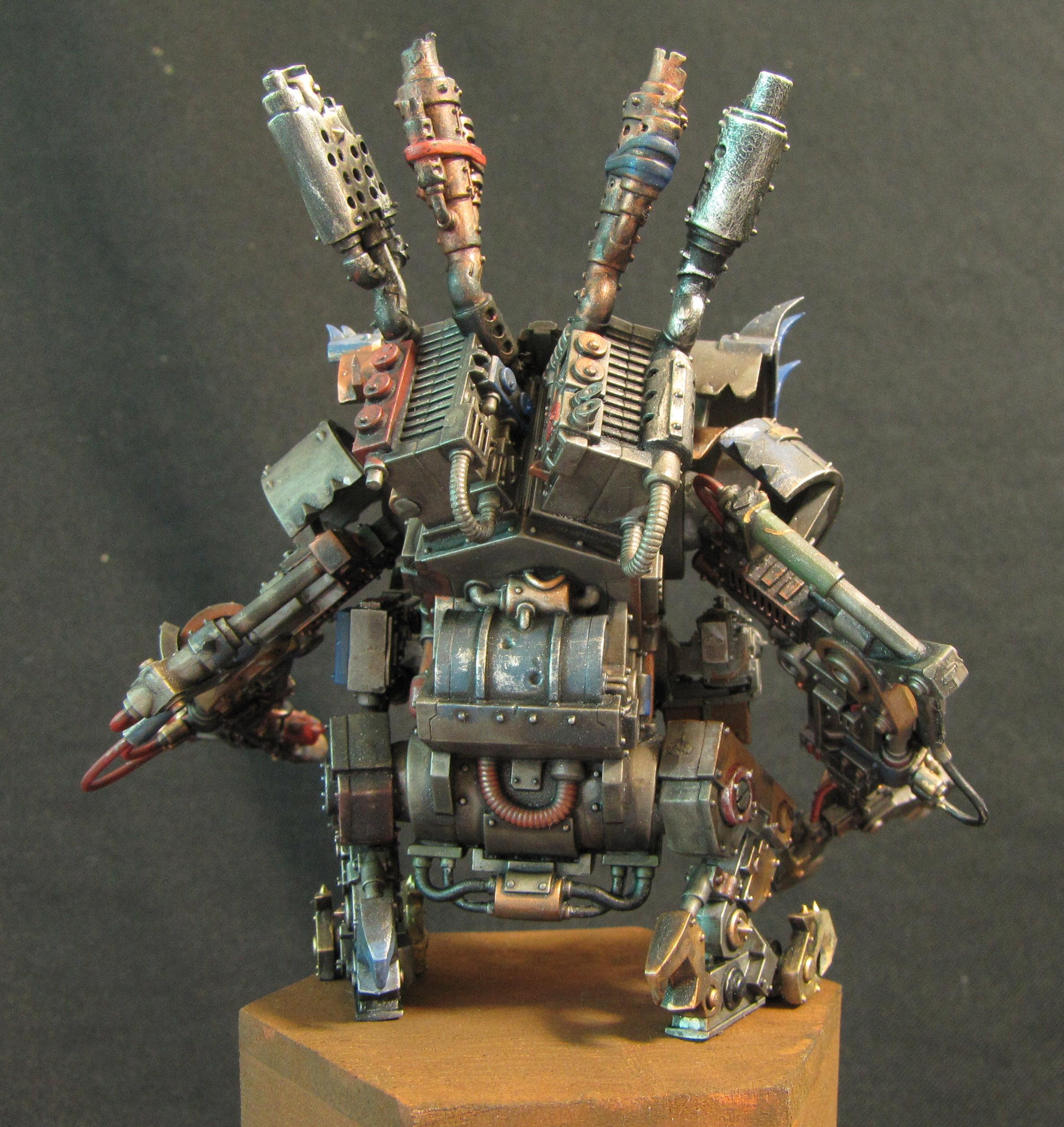 Boy, Burnas, Deff, Deff Dredd, Dredd, Lootas, Orcs, Orks, Stompa, Trukk, Warboss, Warhammer 40,000, Warhammer Fantasy