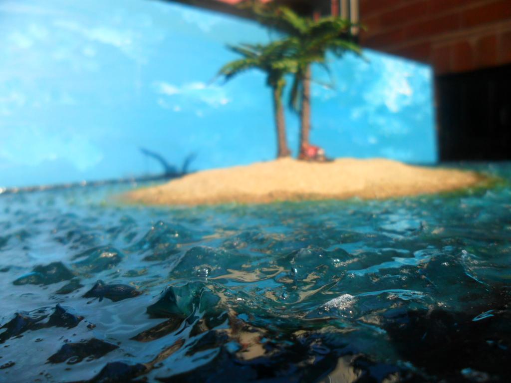 Island, Water
