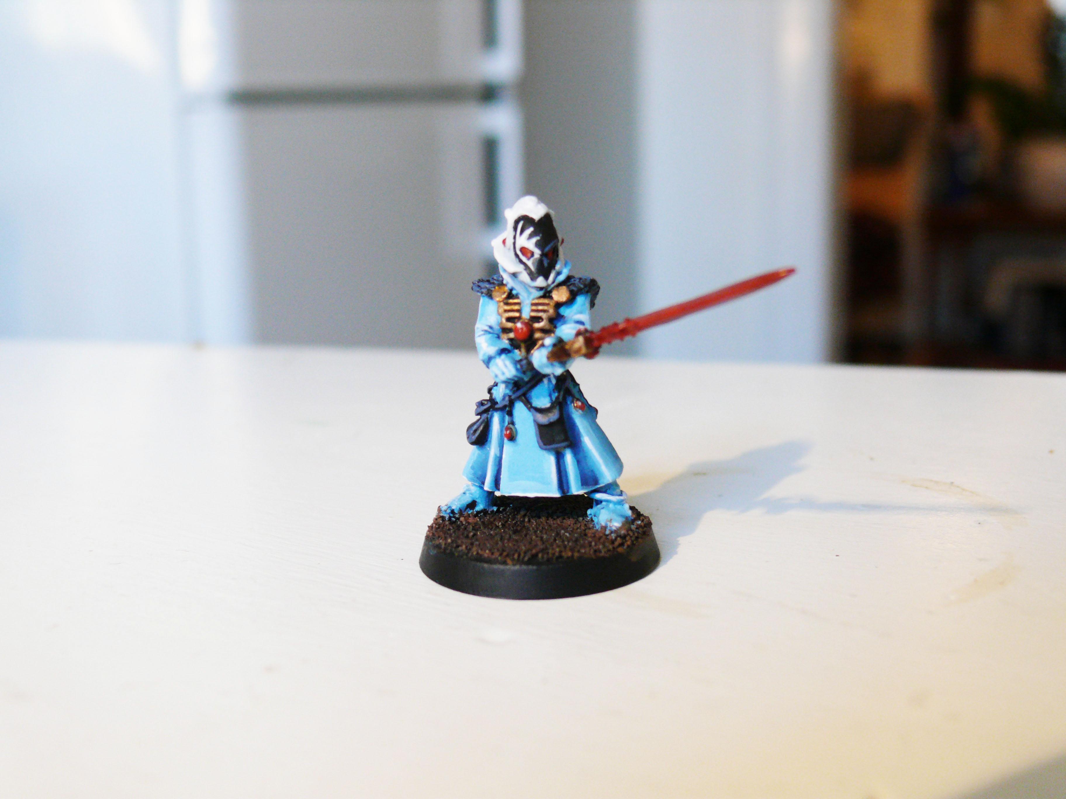 Eldar, Warlock, Witchblade
