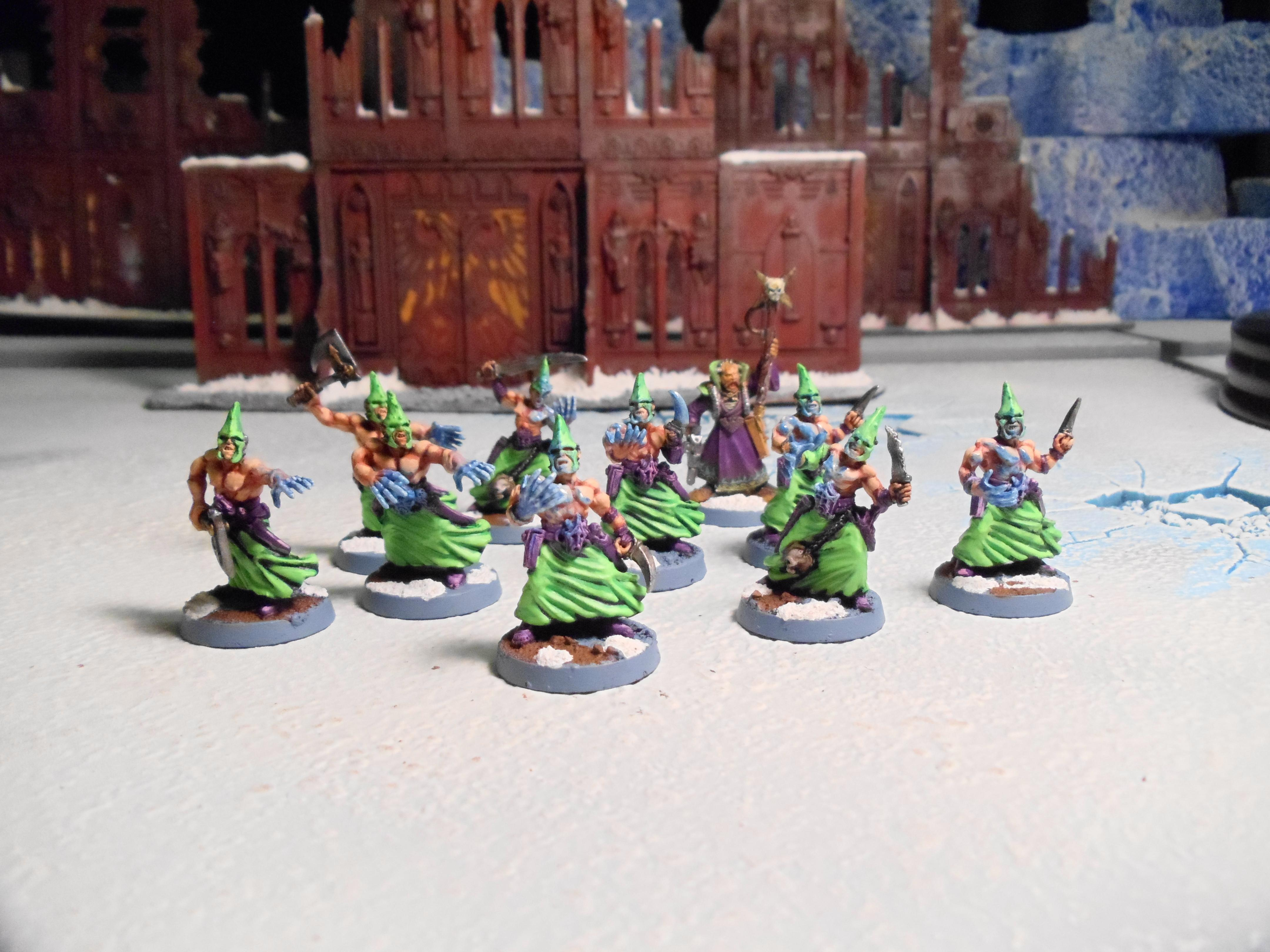 Chaos, Imperial Guard, Inquisition
