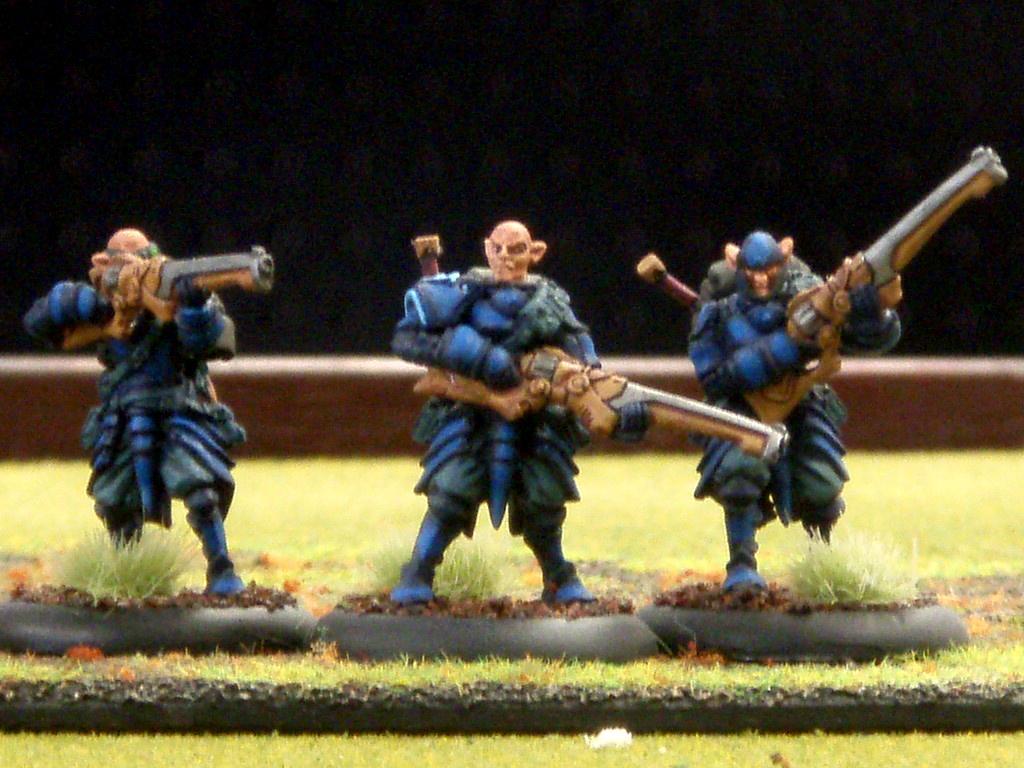 Warmachine, HouseGuard rifleman1