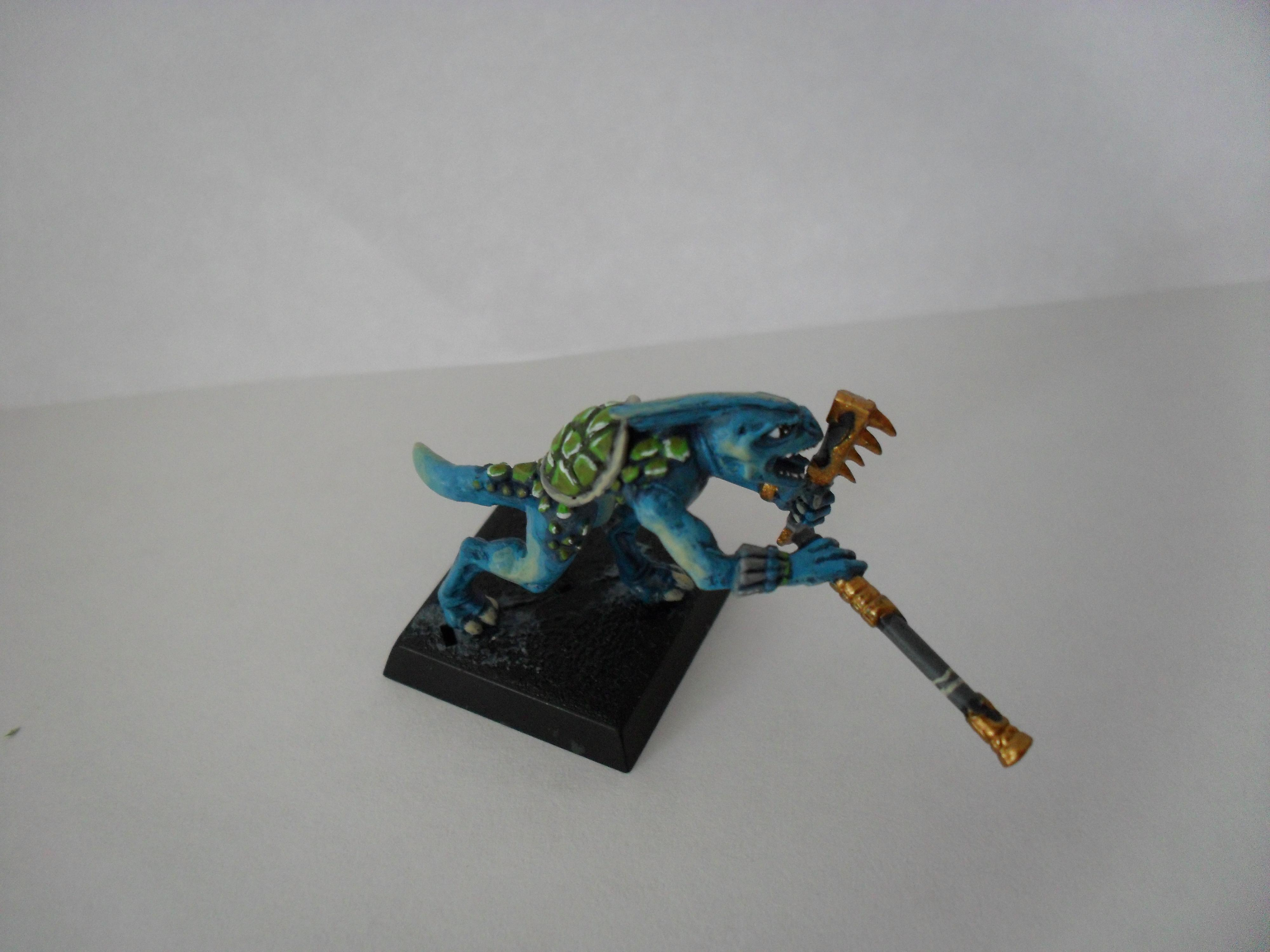 skink painting scheme try-out
