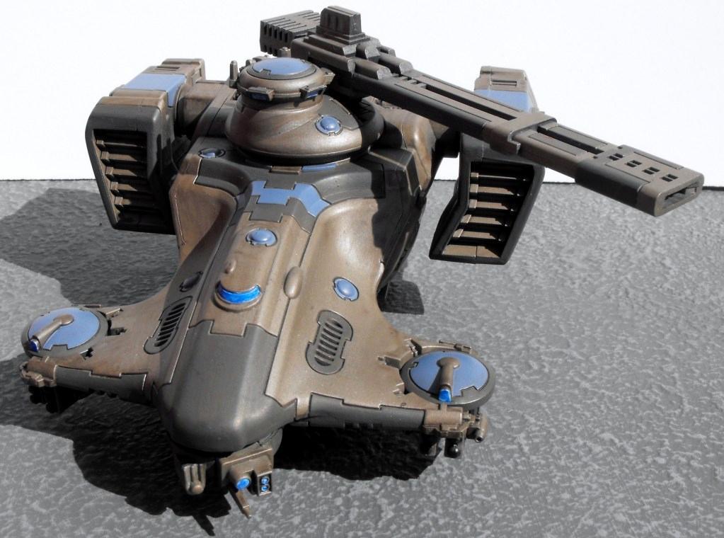 Hammerhead, Tau, Warhammer 40,000
