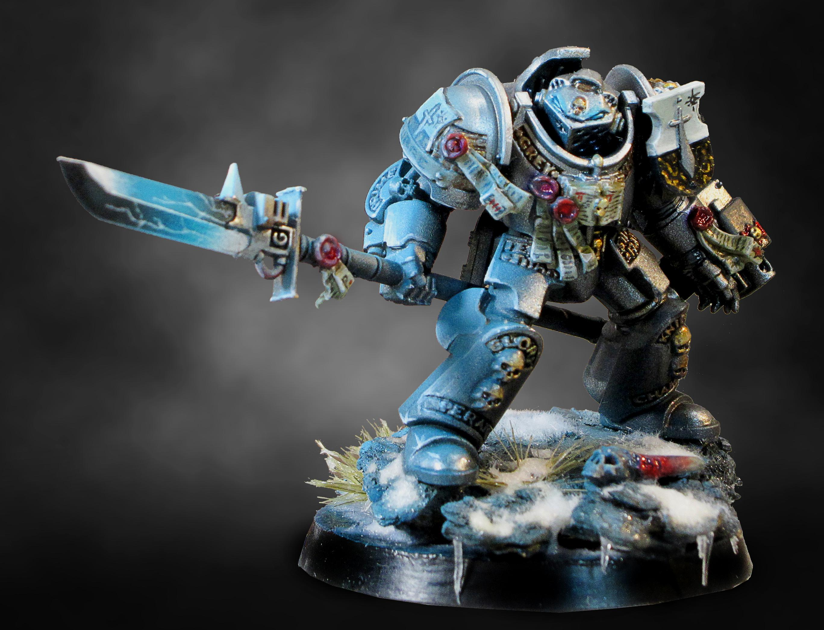 Awesome, Grey Knights, Space Marines, Terminator Armor - 16