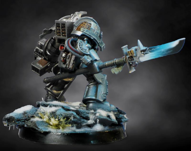Grey Knights, Space Marines, Terminator Armor, Warhammer 40,000