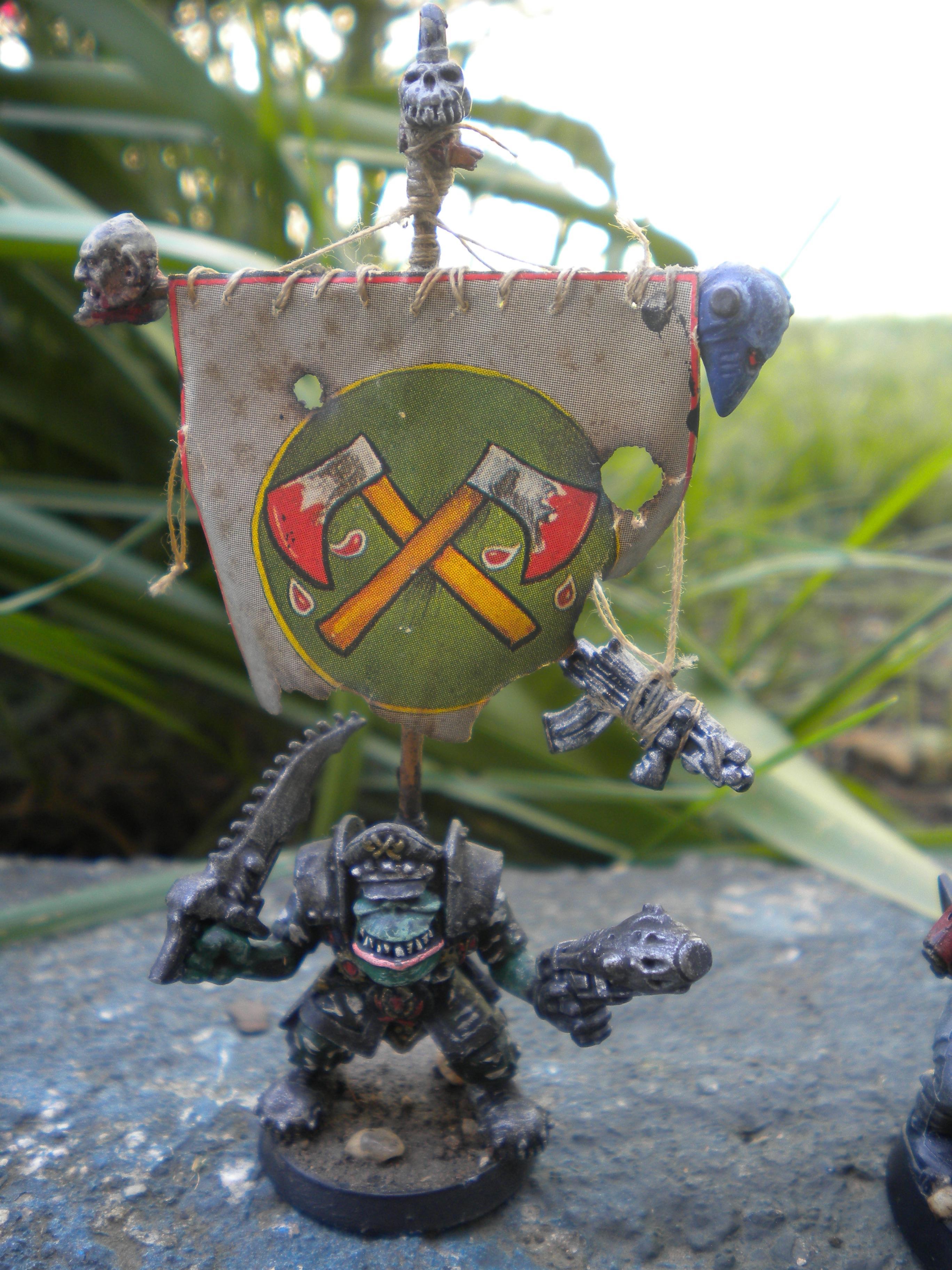 Ork Boyz Commander