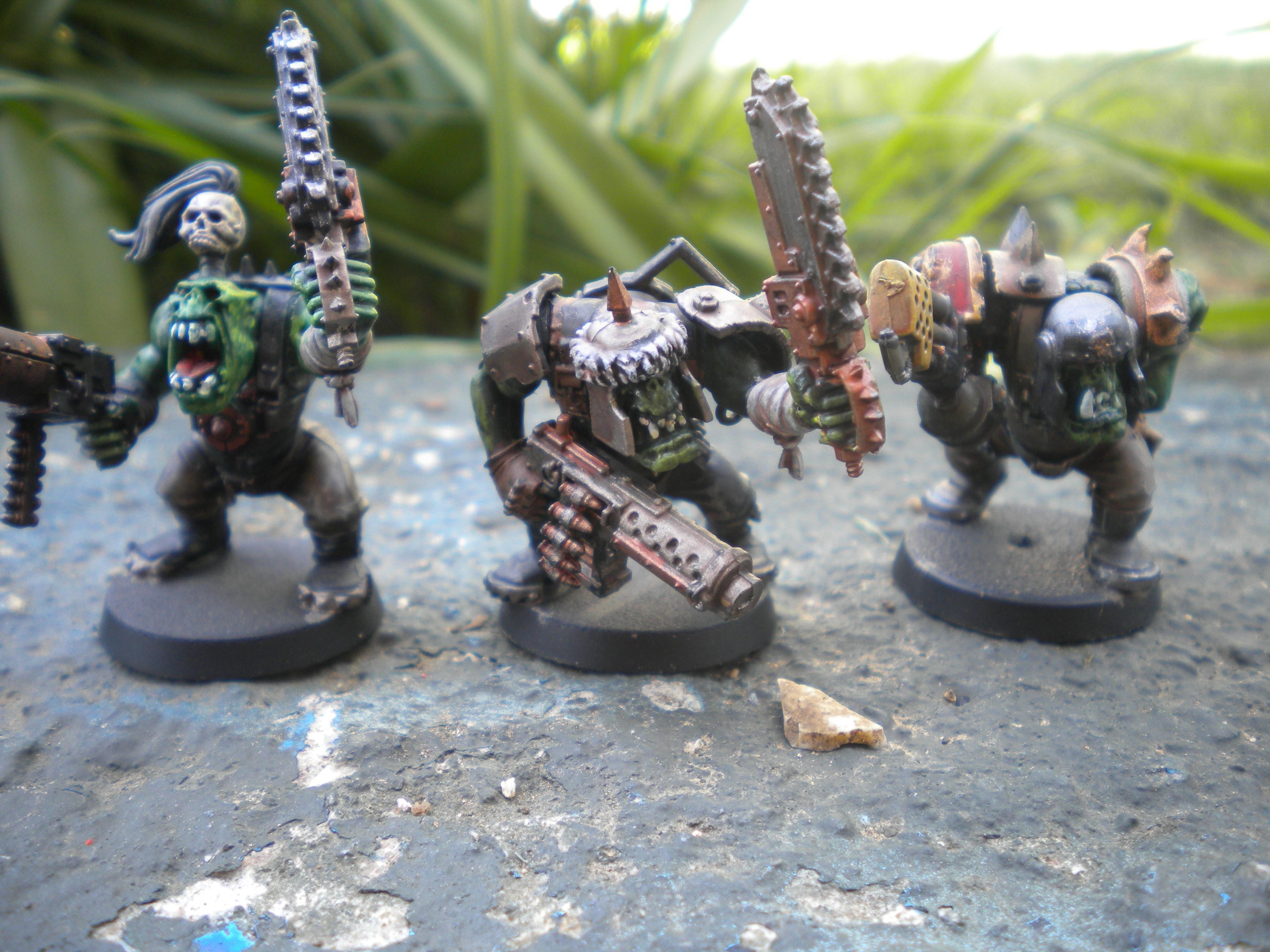 Ork Boyz