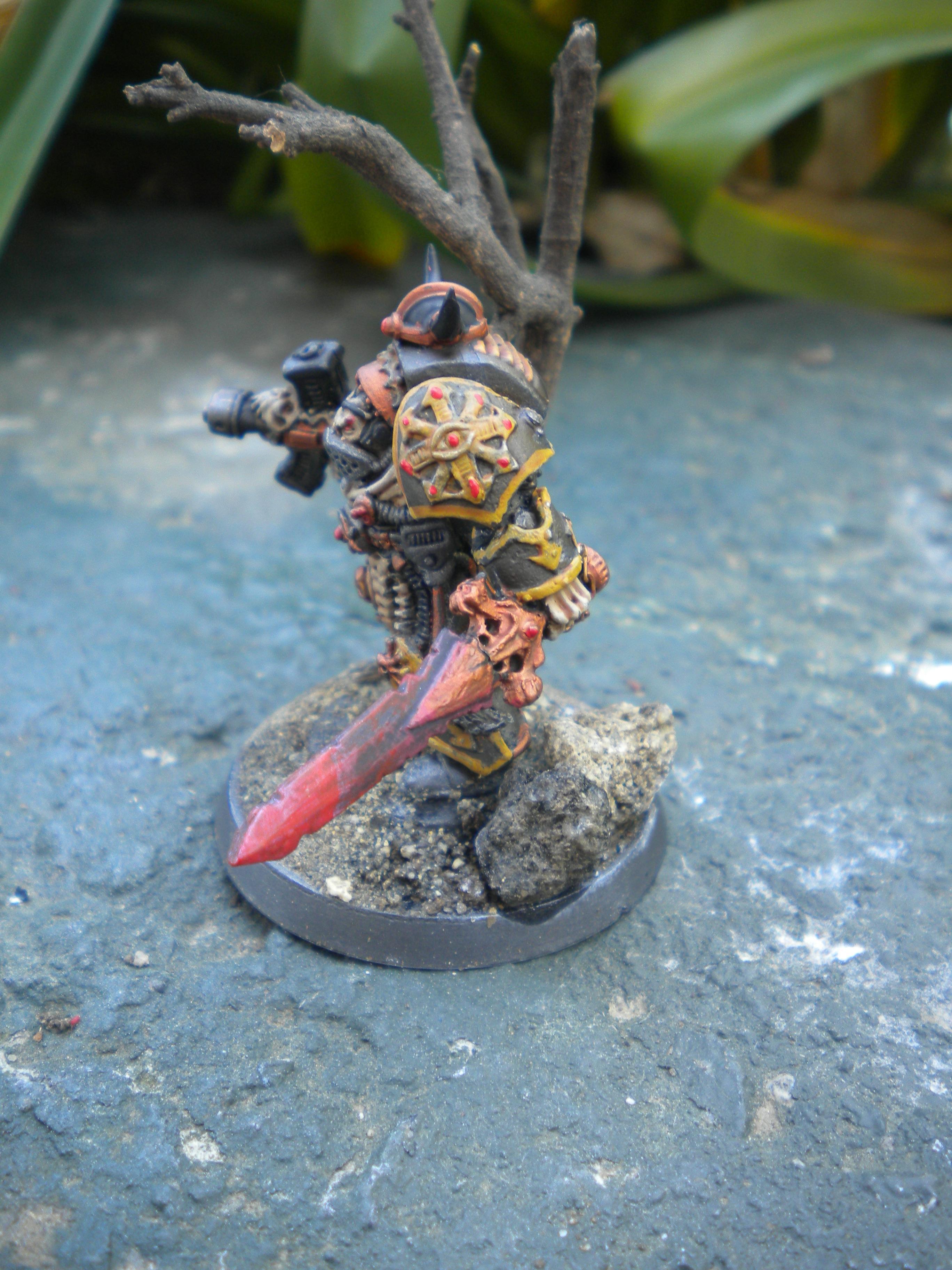 Iron Warrior Terminators