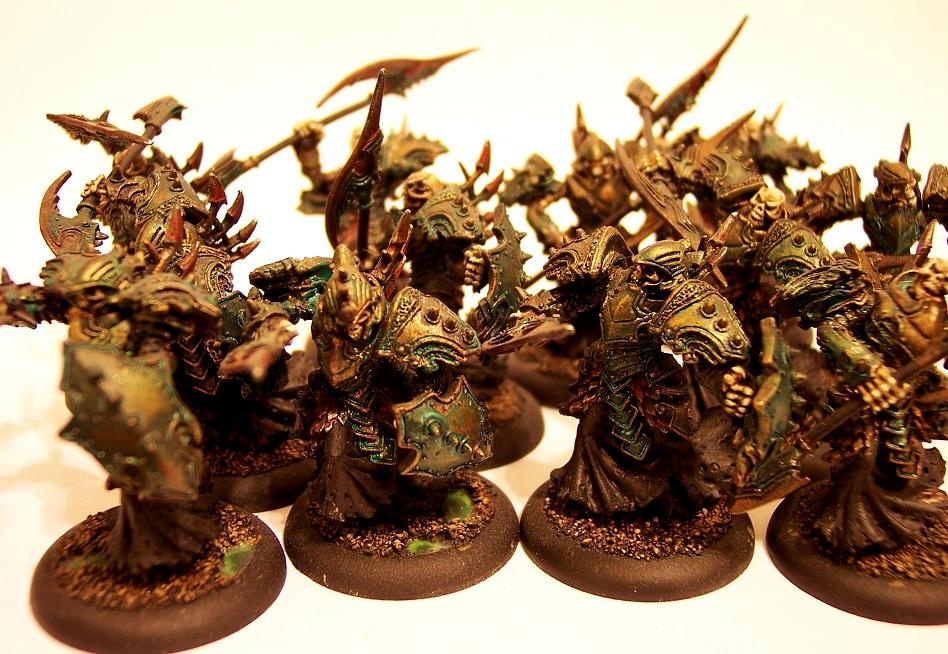 Cryx, Warmachine, Bane Knights