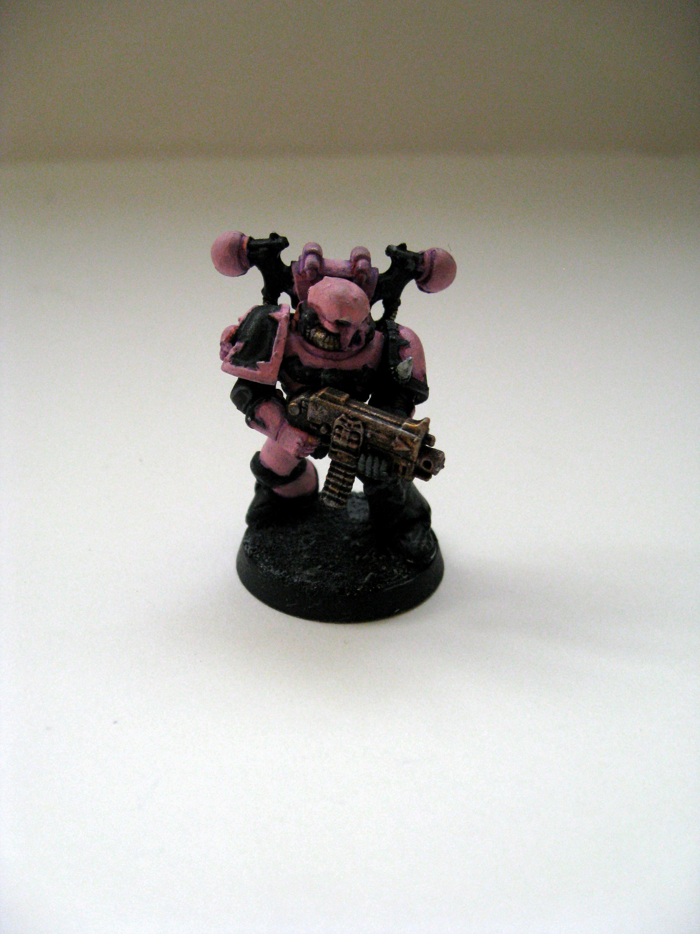 Chaos Space Marines, Cult Trooper, Emperor's Children, Noise Marines, Slaanesh