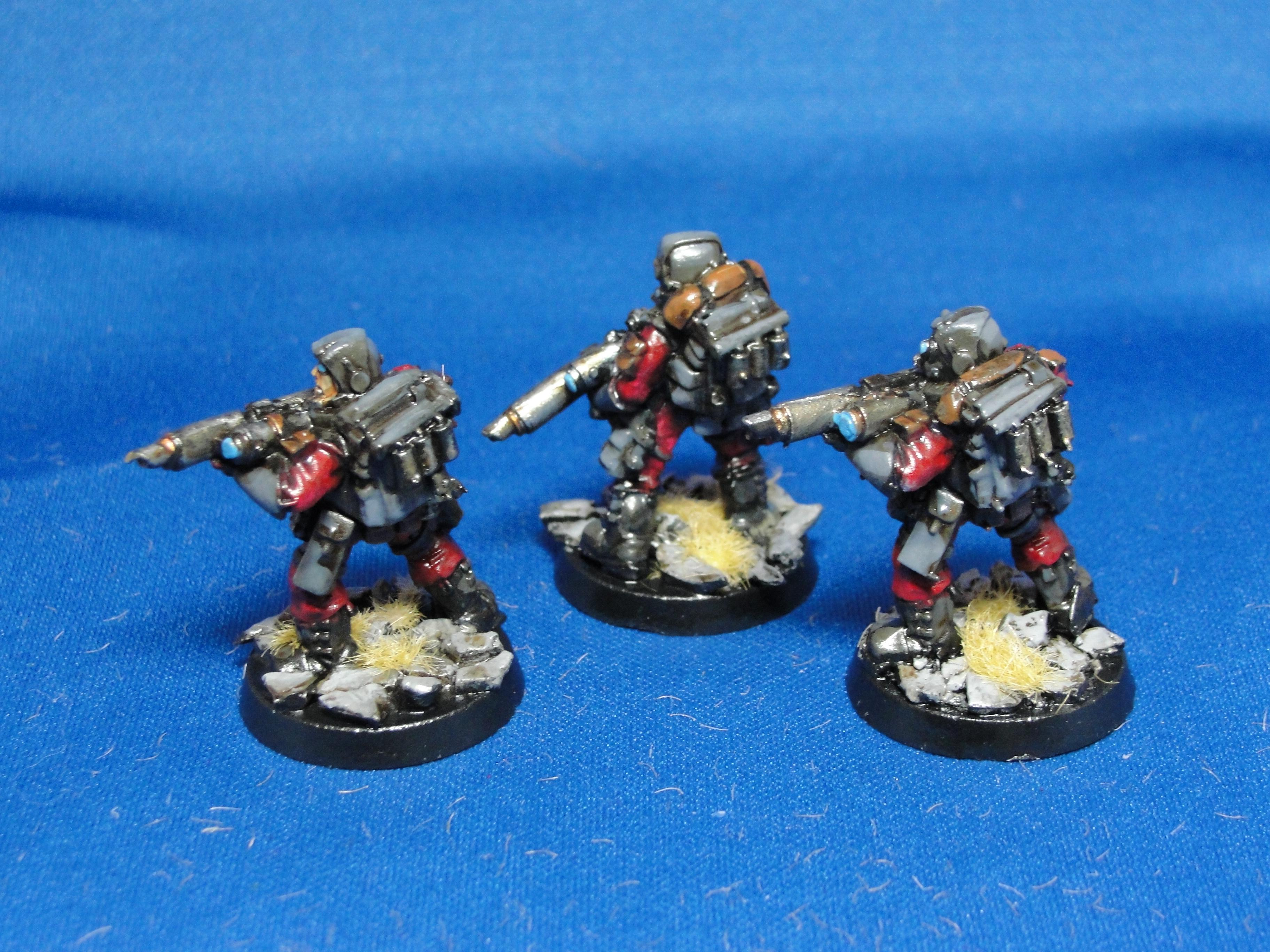 Warhammer 40k, Imperial Guard, Stormtroopers