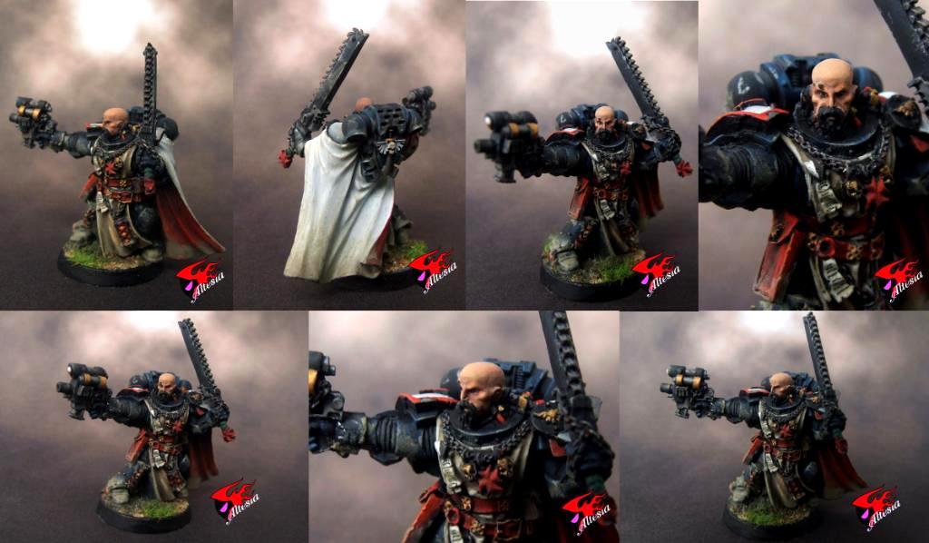Black Templa, Sword Brethern, Warhammer 40,000