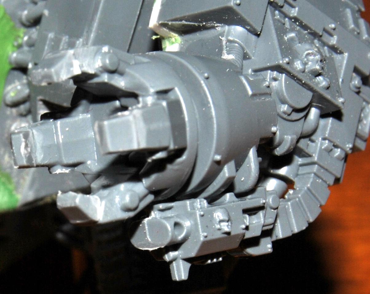 Conversion, Dreadnought