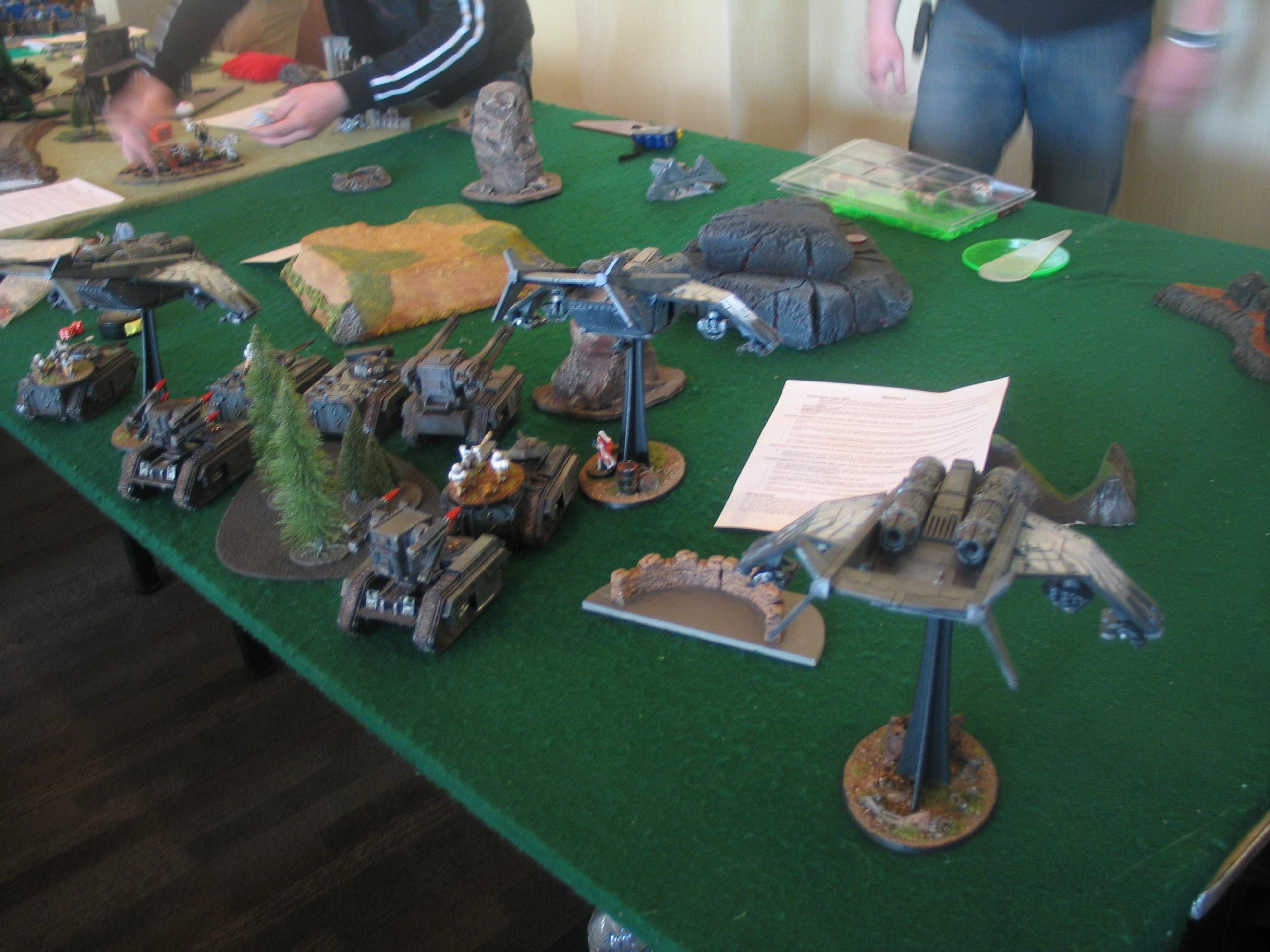 Colonial GT 2011 Game 2 Pic 01