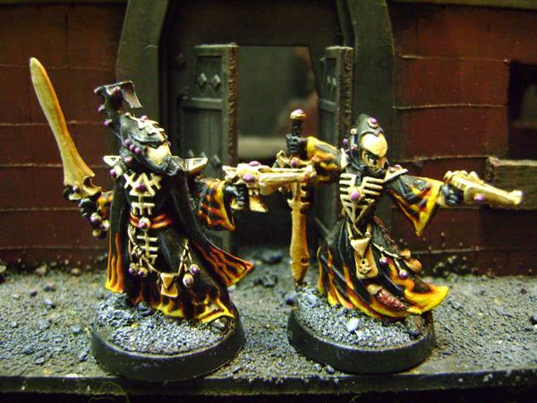 Eldar, Farseer, Warlock