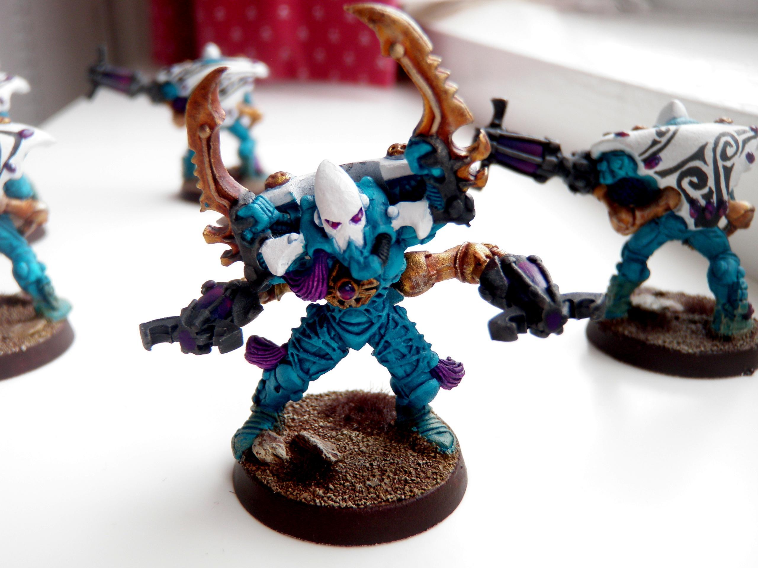 Aspect Warrior, Eldar, Warhammer 40,000, Warp Spiders