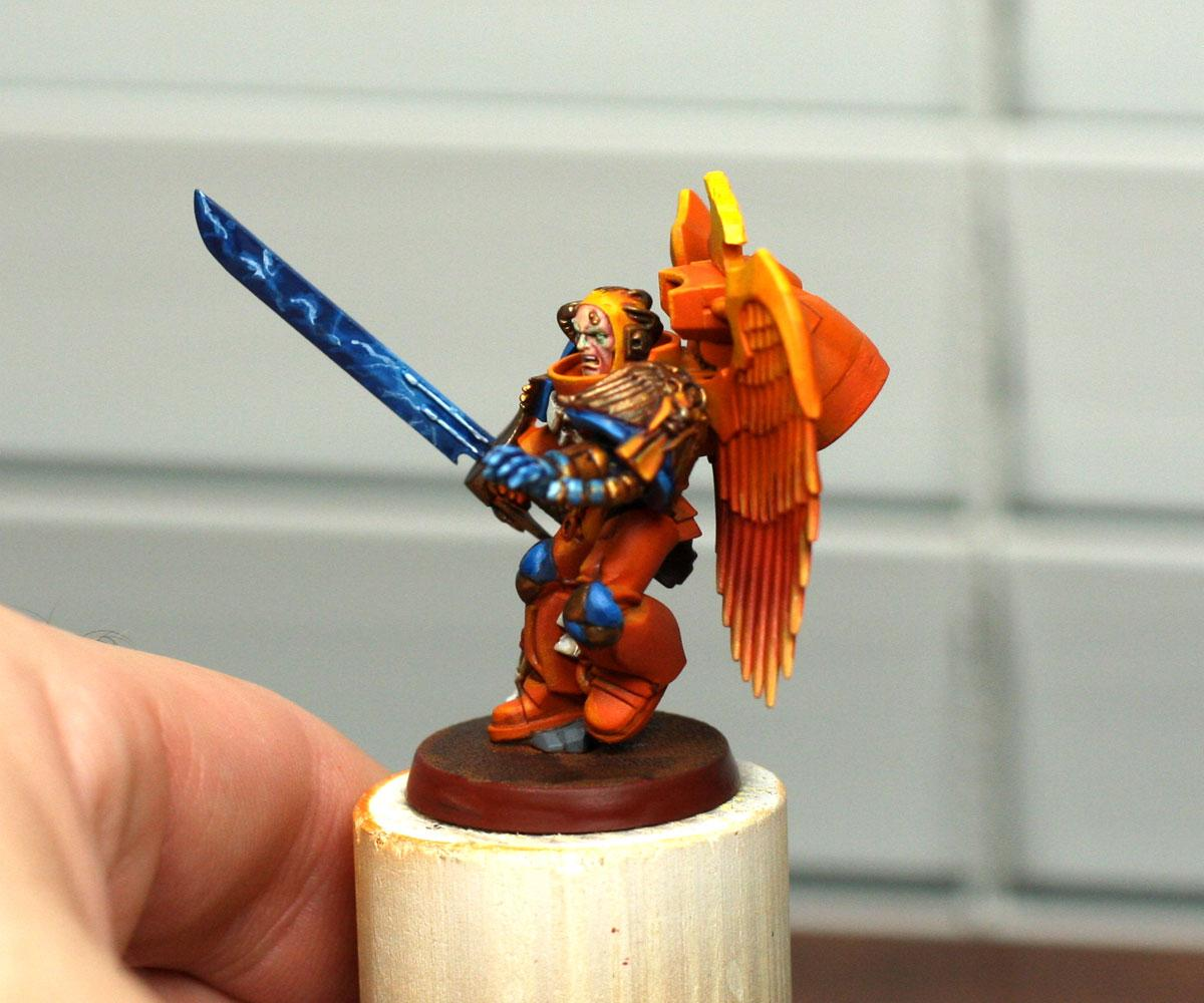 Power Sword, Space Marines