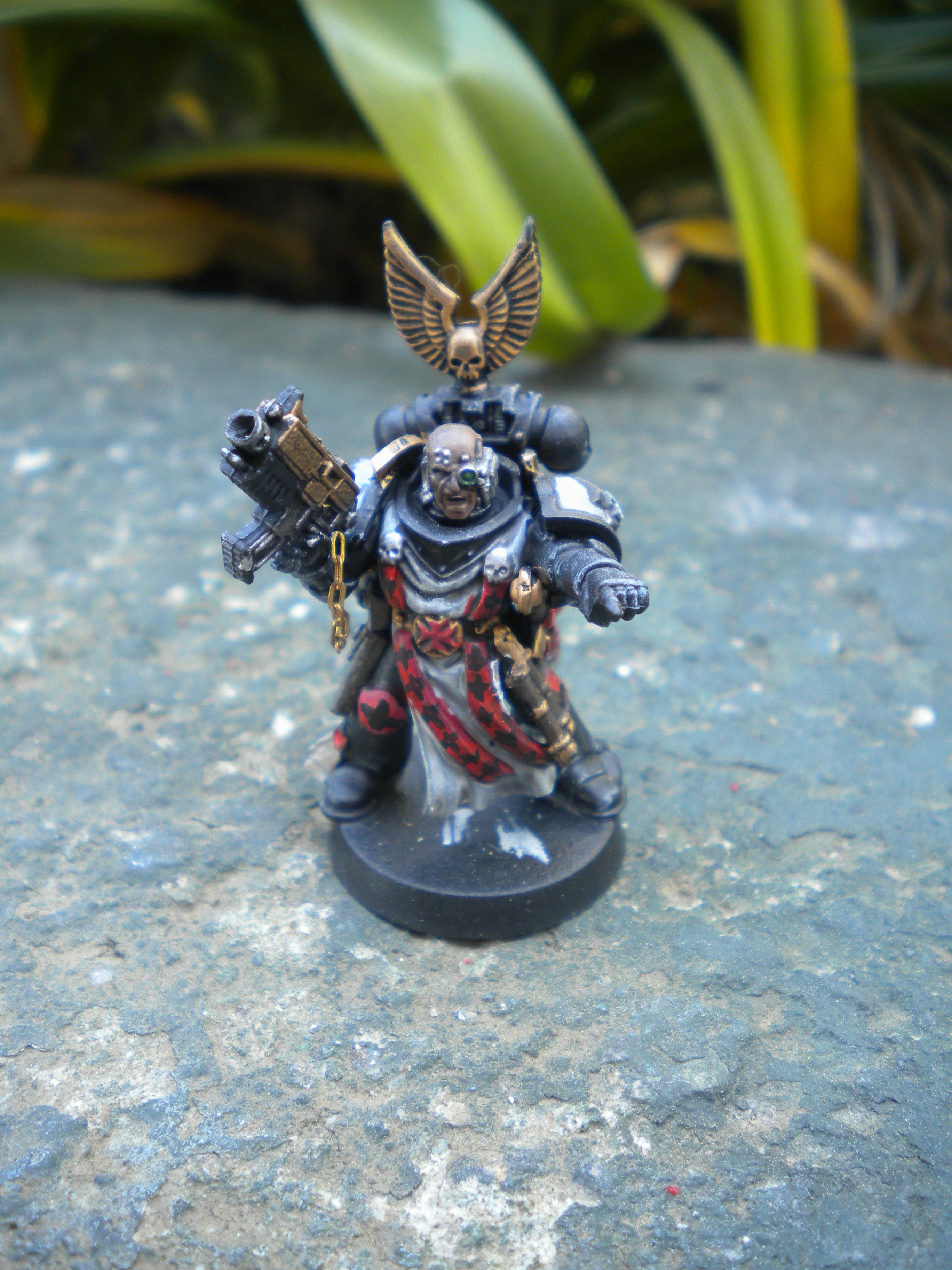 Black Templars, Seargent