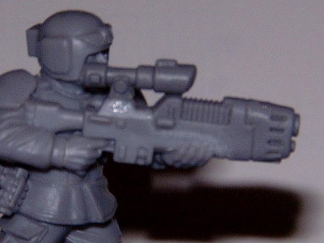 Gun, Imperial Guard, Plasma