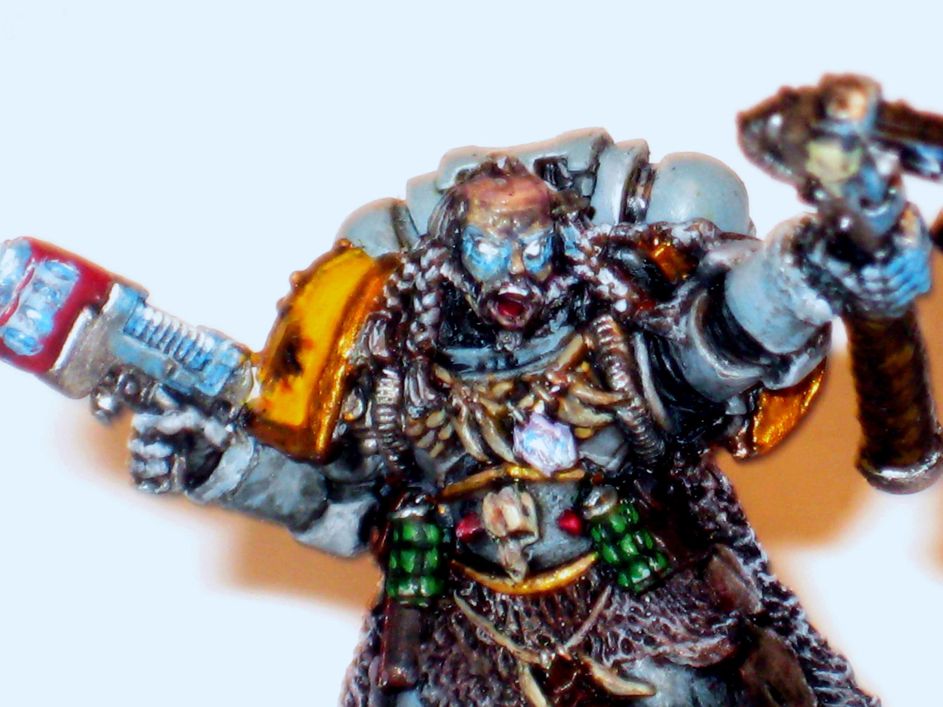 Priest, Rune, Space Marines, Space Wolves