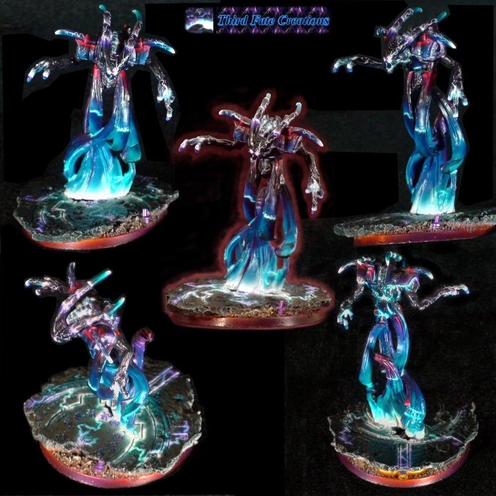 Dark Age, Darkage, Elemental, Lightning, Storm