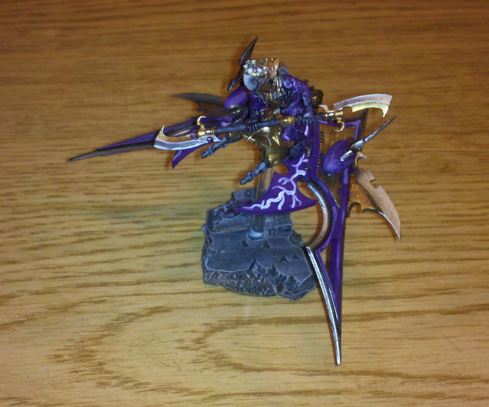 Baron Sathonyx, Custom, Dark Eldar