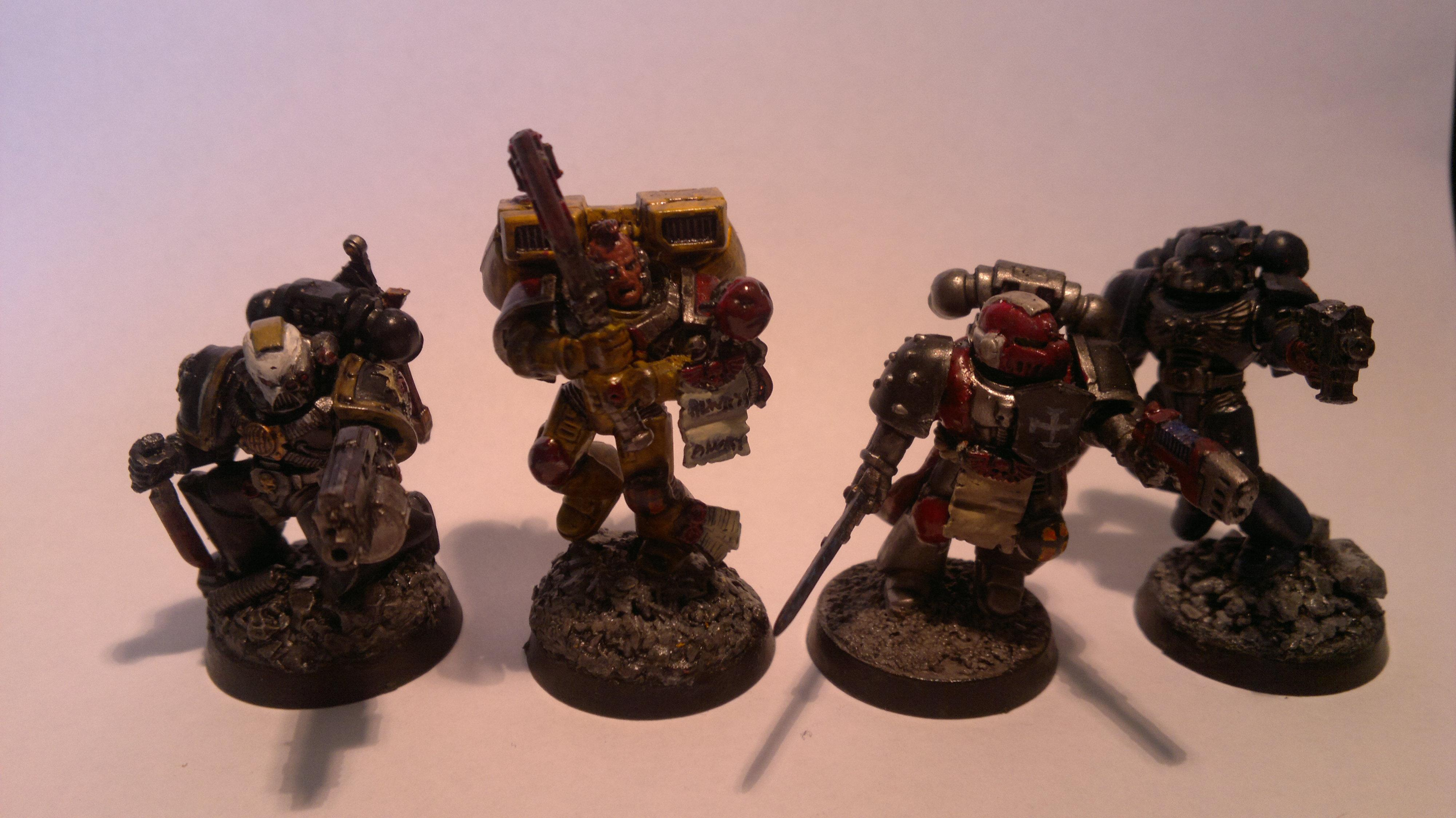 Space Marines, Chapter Conclave Marines