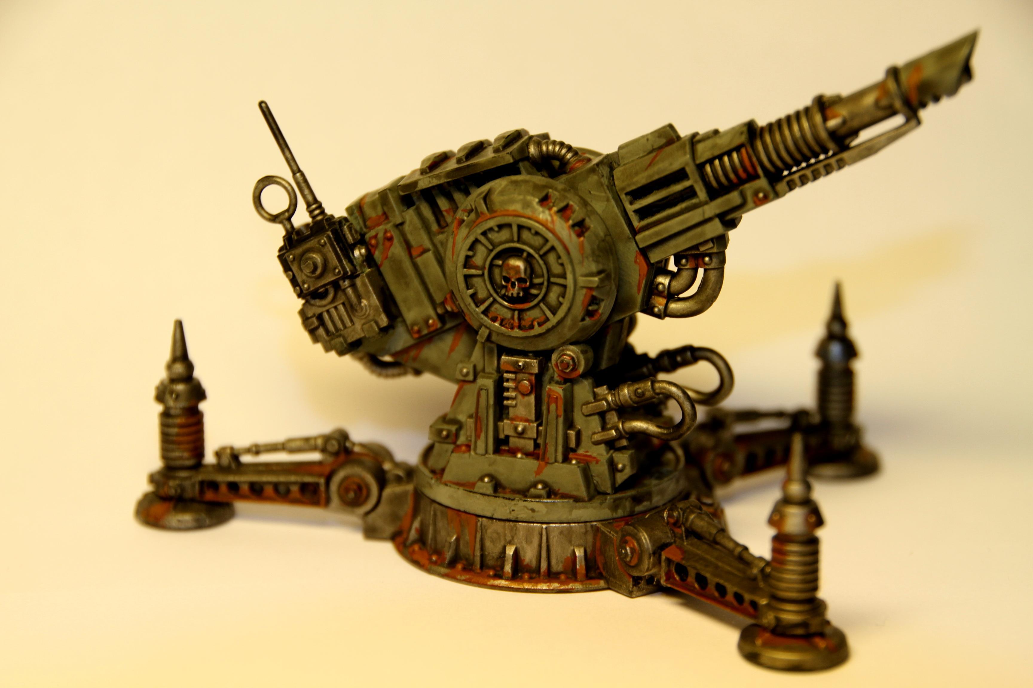 Games Workshop, Icarius Lascanon, Planetstrike, Planetstrike Terrain
