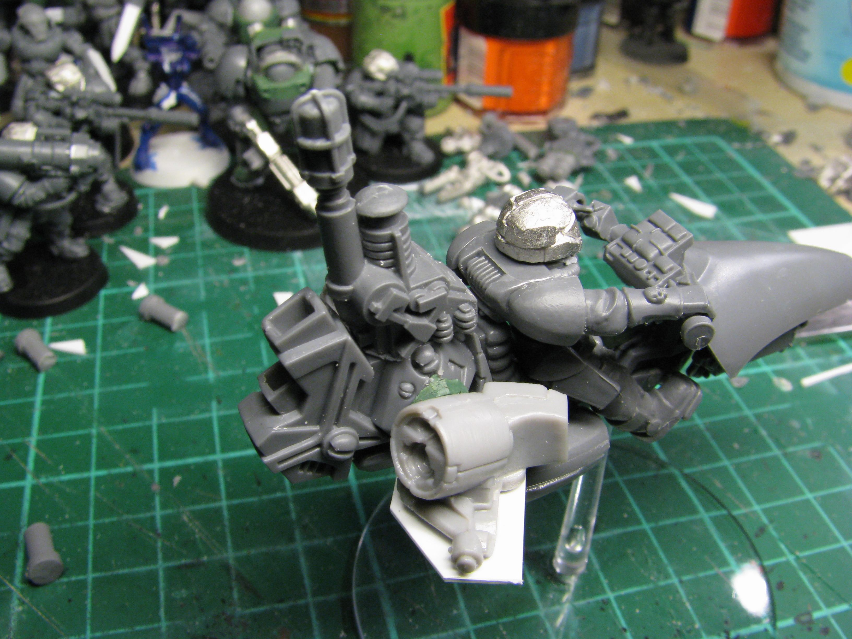 Conversion, Ravenwing, Vulture Bike