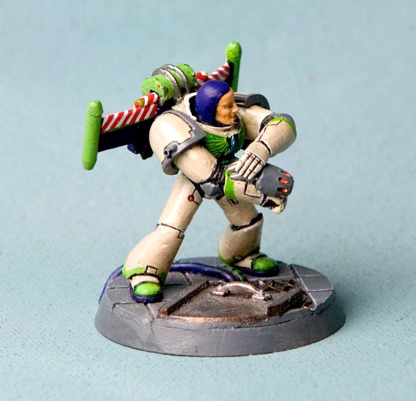 Buzz, Buzz Lightyear, Conversion, Cool